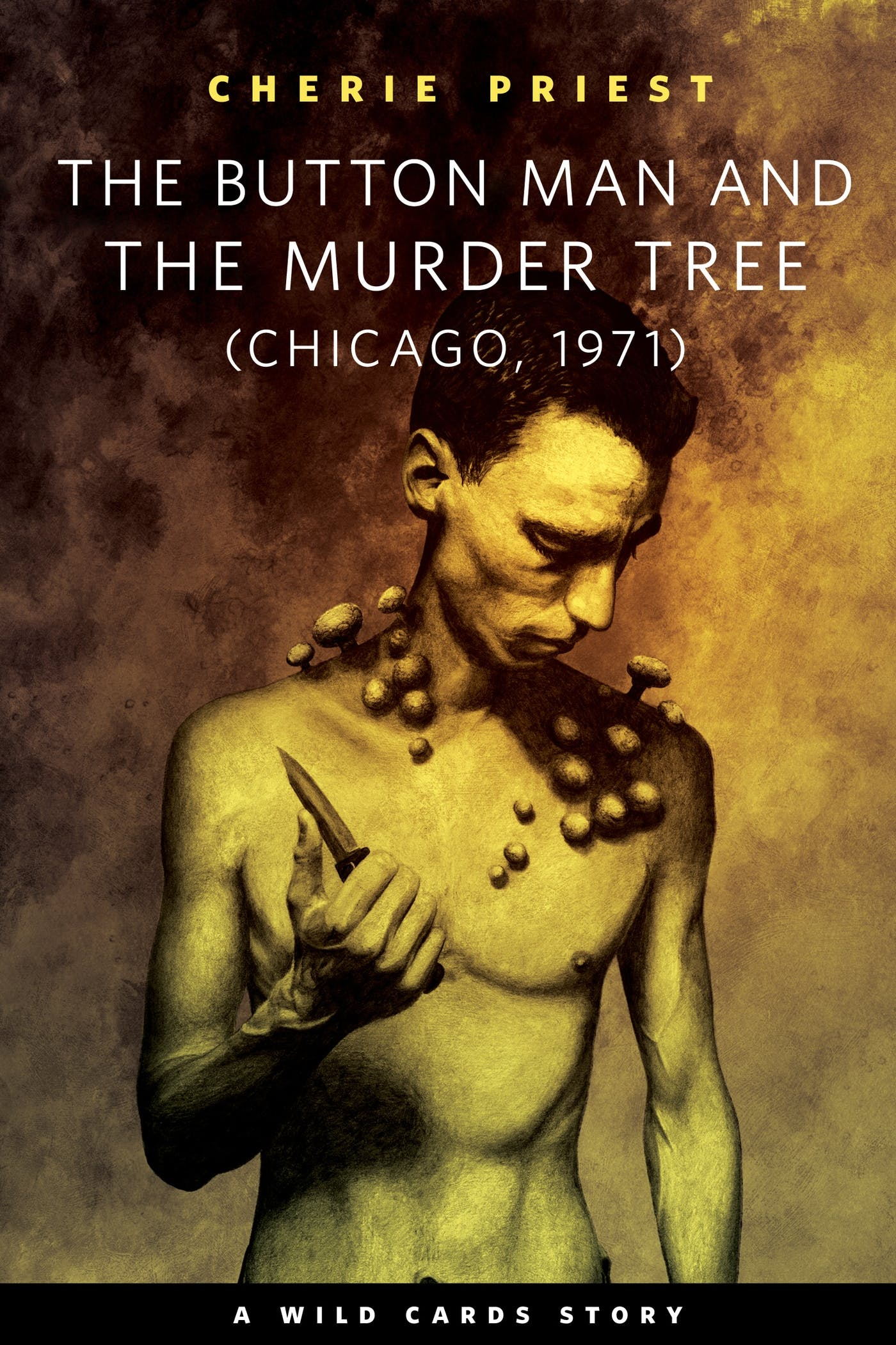 Image of The Button Man and the Murder Tree