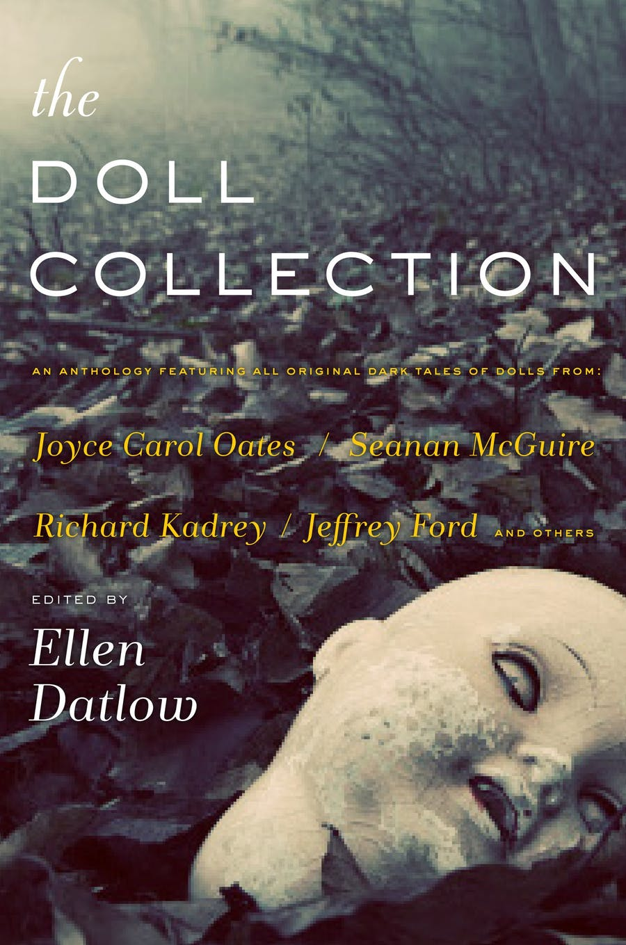 The Doll Collection by Edited by Ellen Datlow