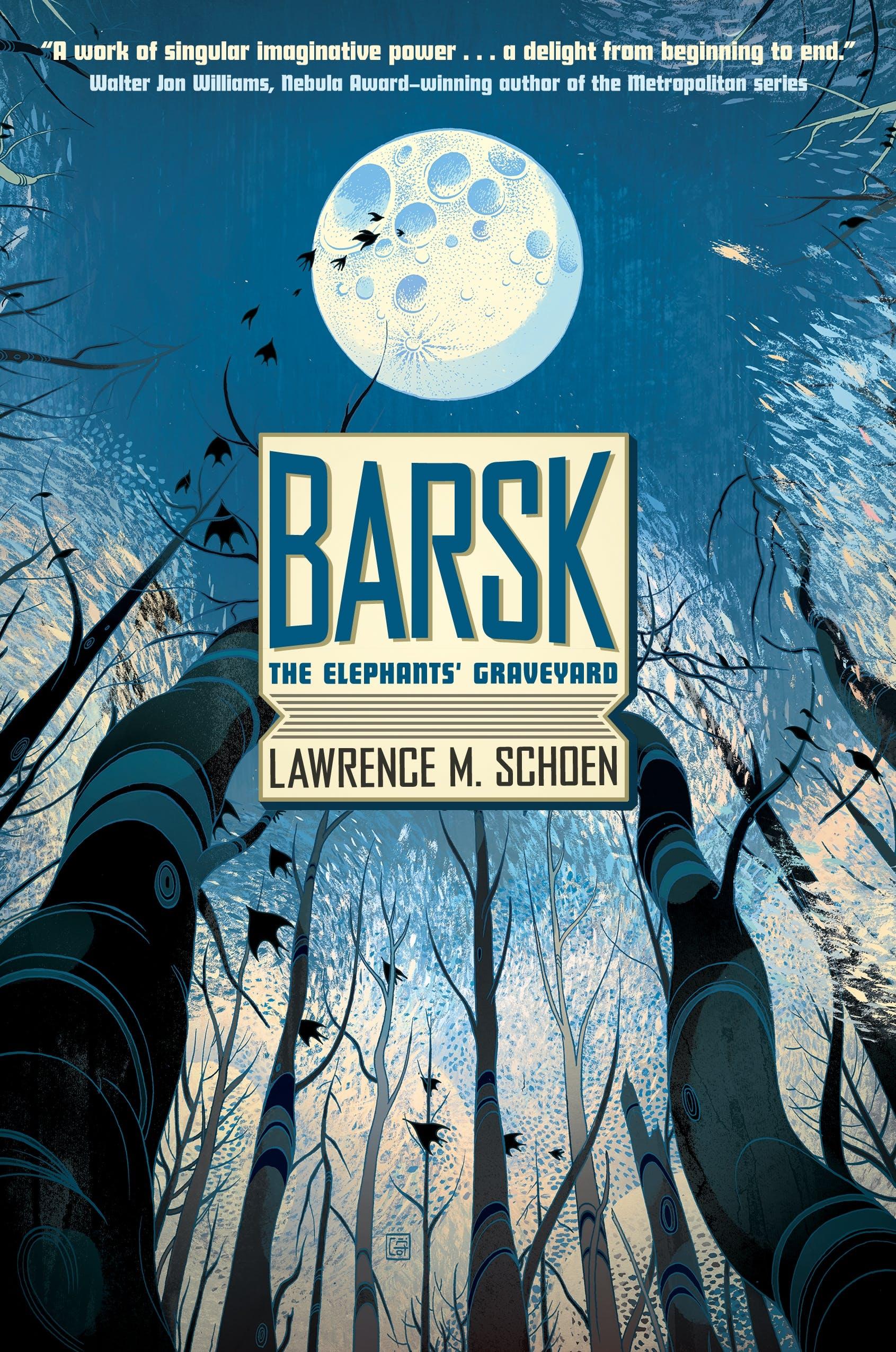 Image of Barsk: The Elephants' Graveyard