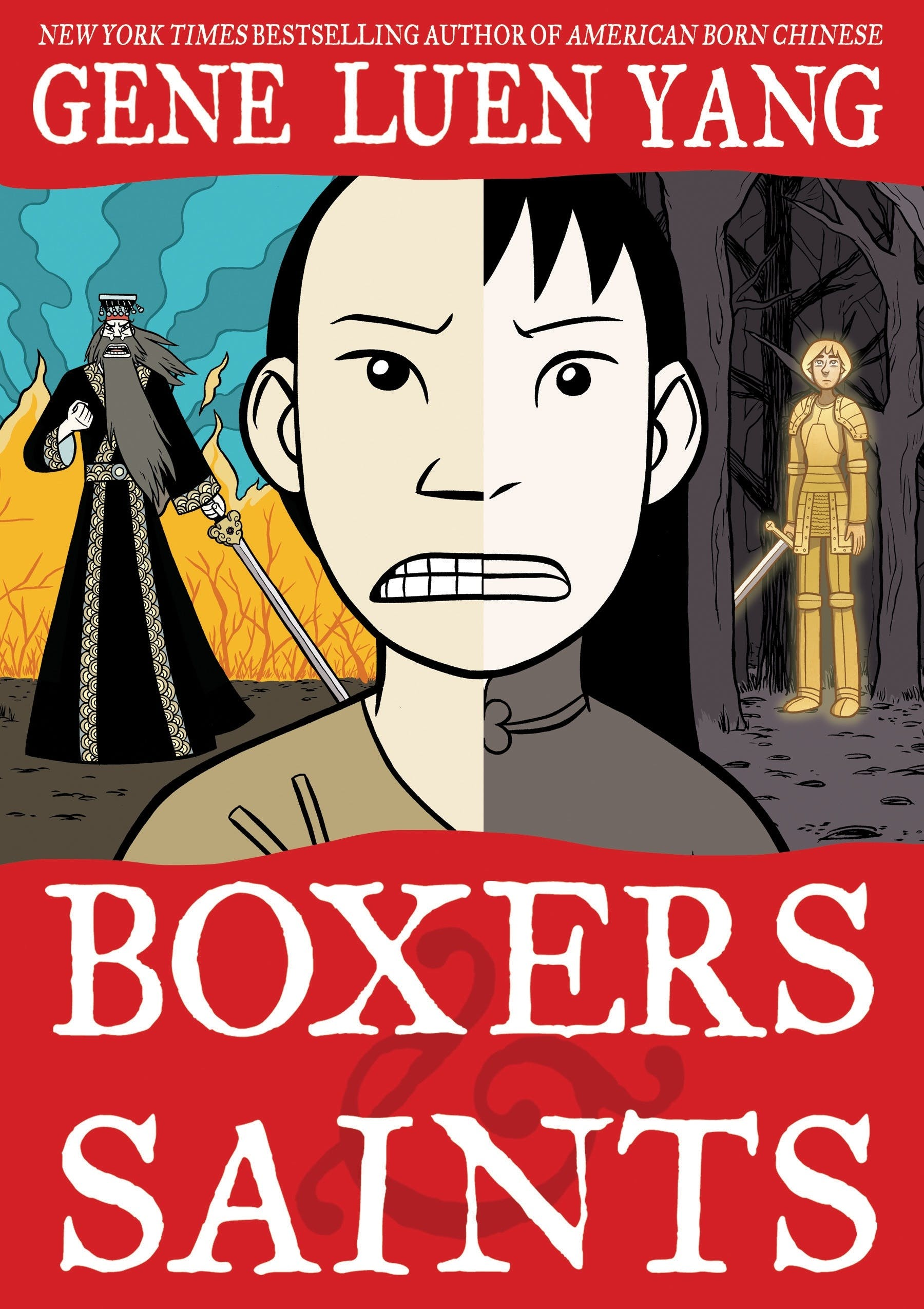 Image of Boxers & Saints