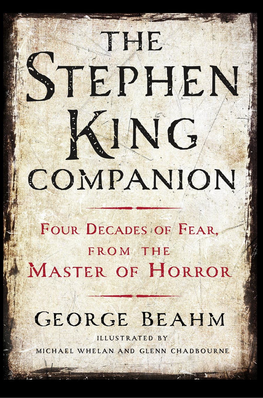 The Stephen King Companion by George Beahm; Illustrated By Michael Whelan and Glenn Chadbourne