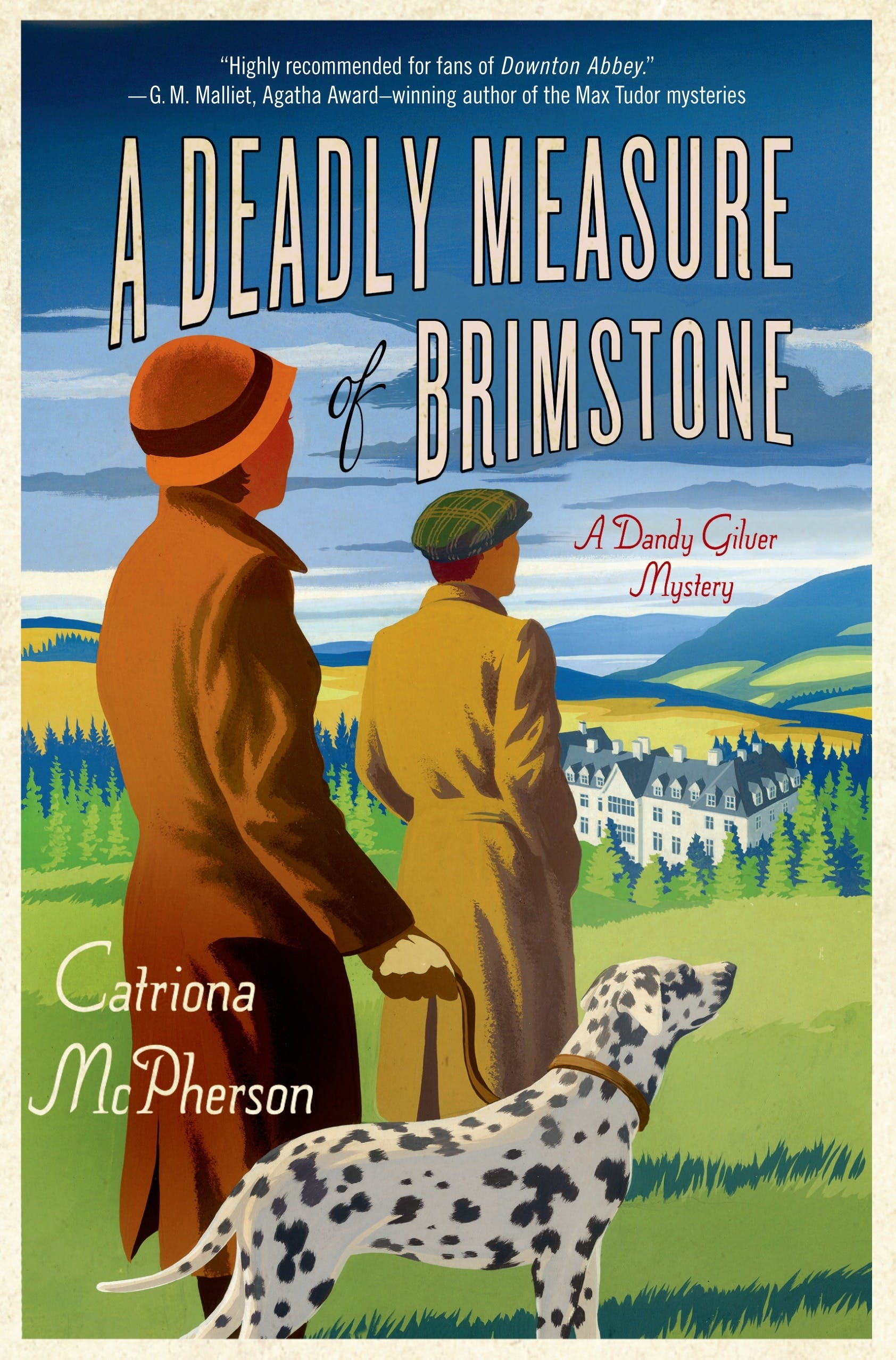 Image of A Deadly Measure of Brimstone