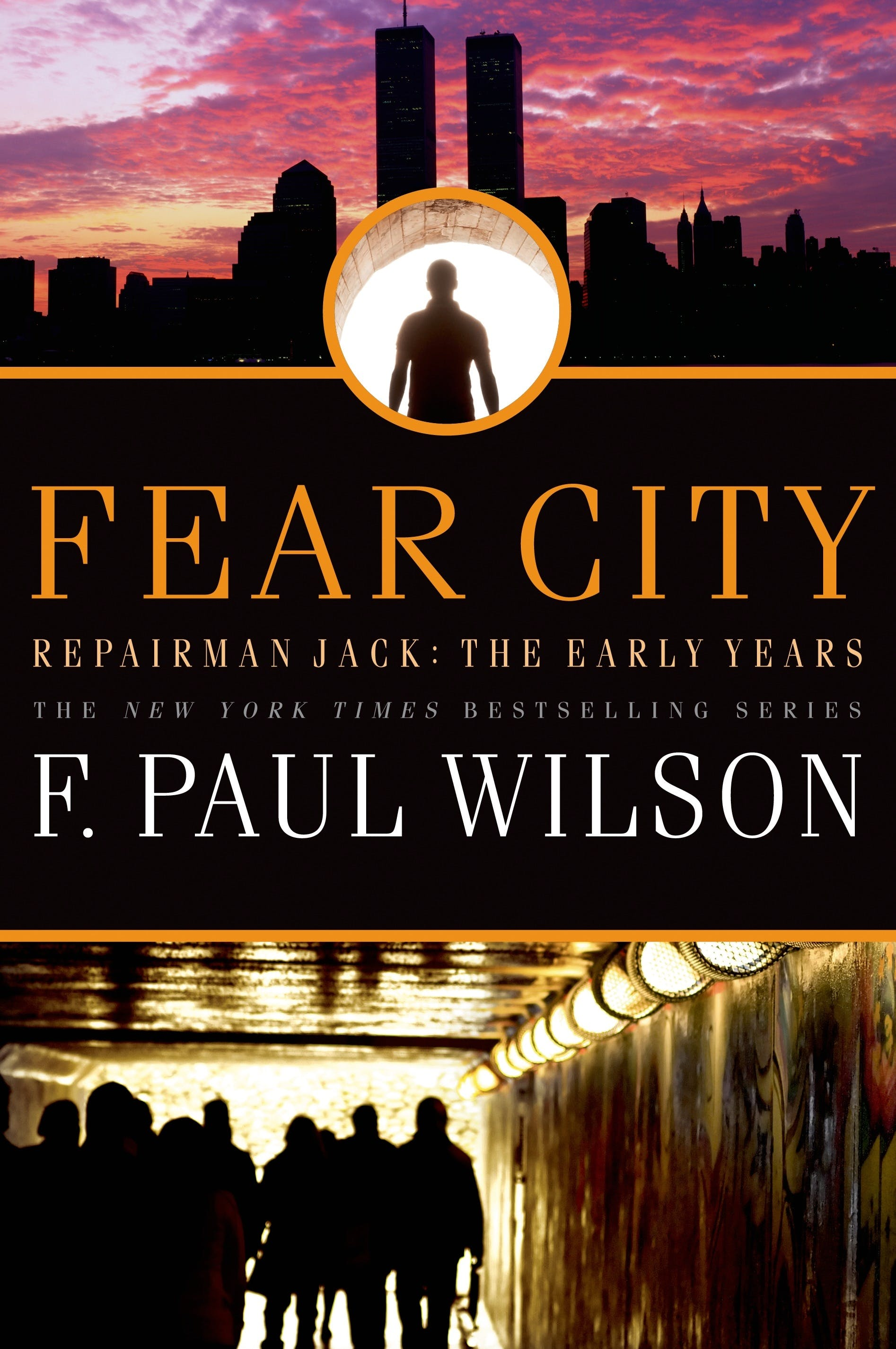 Image of Fear City