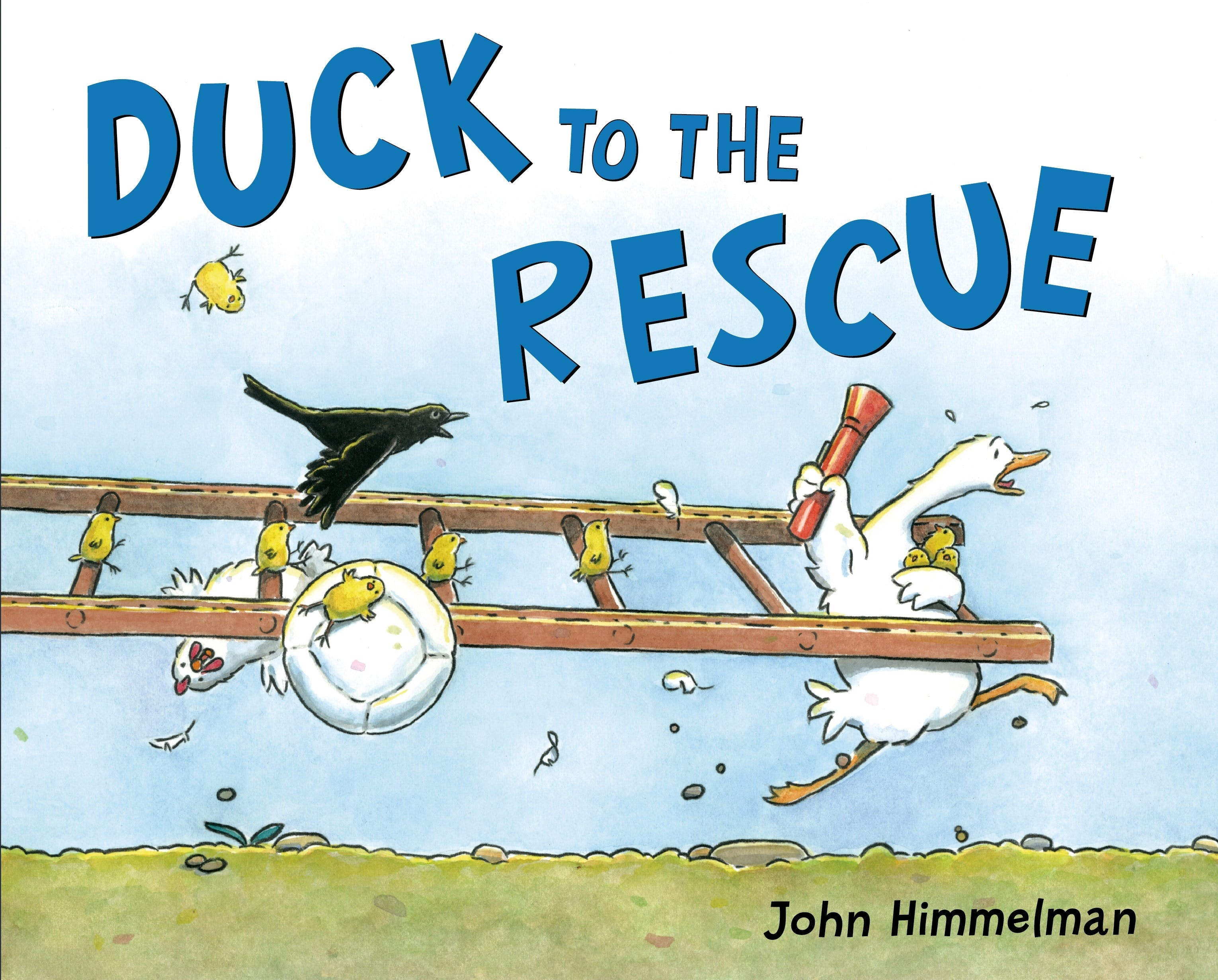 Image of Duck to the Rescue