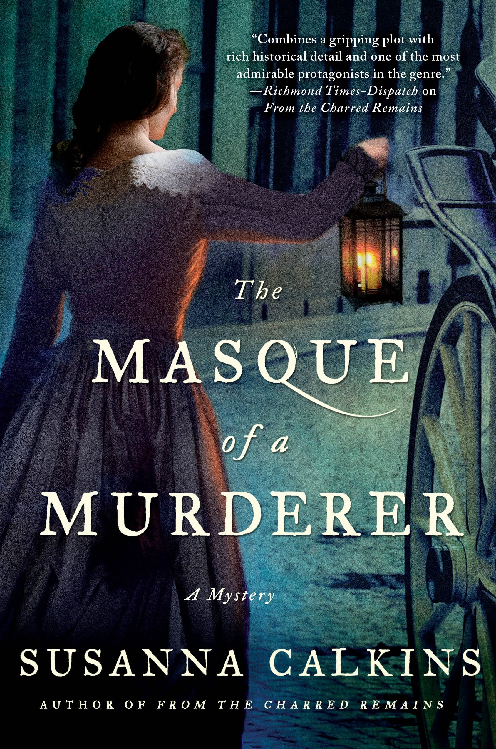 Image of The Masque of a Murderer