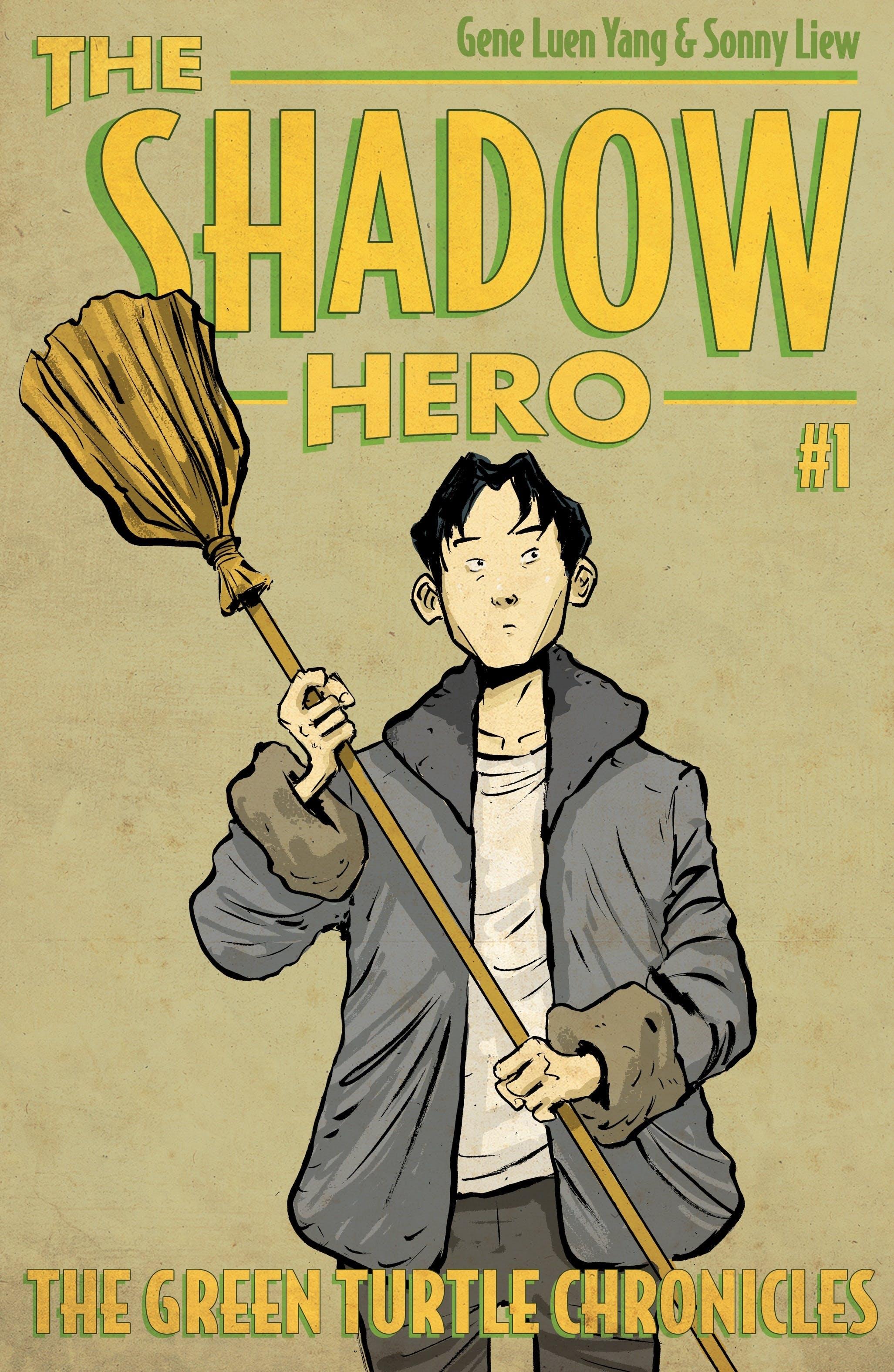 Image of The Shadow Hero 1