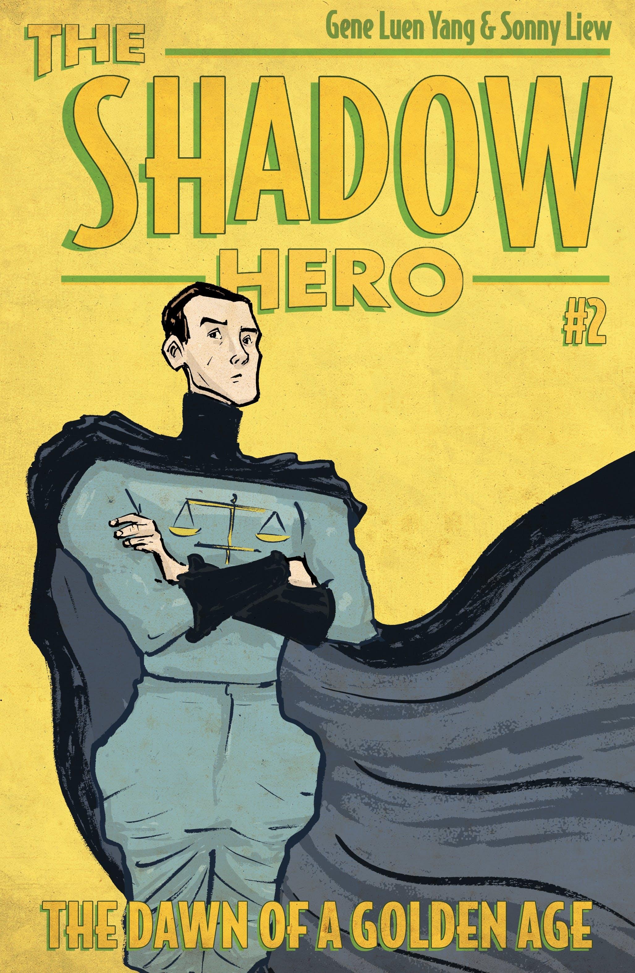 Image of The Shadow Hero 2