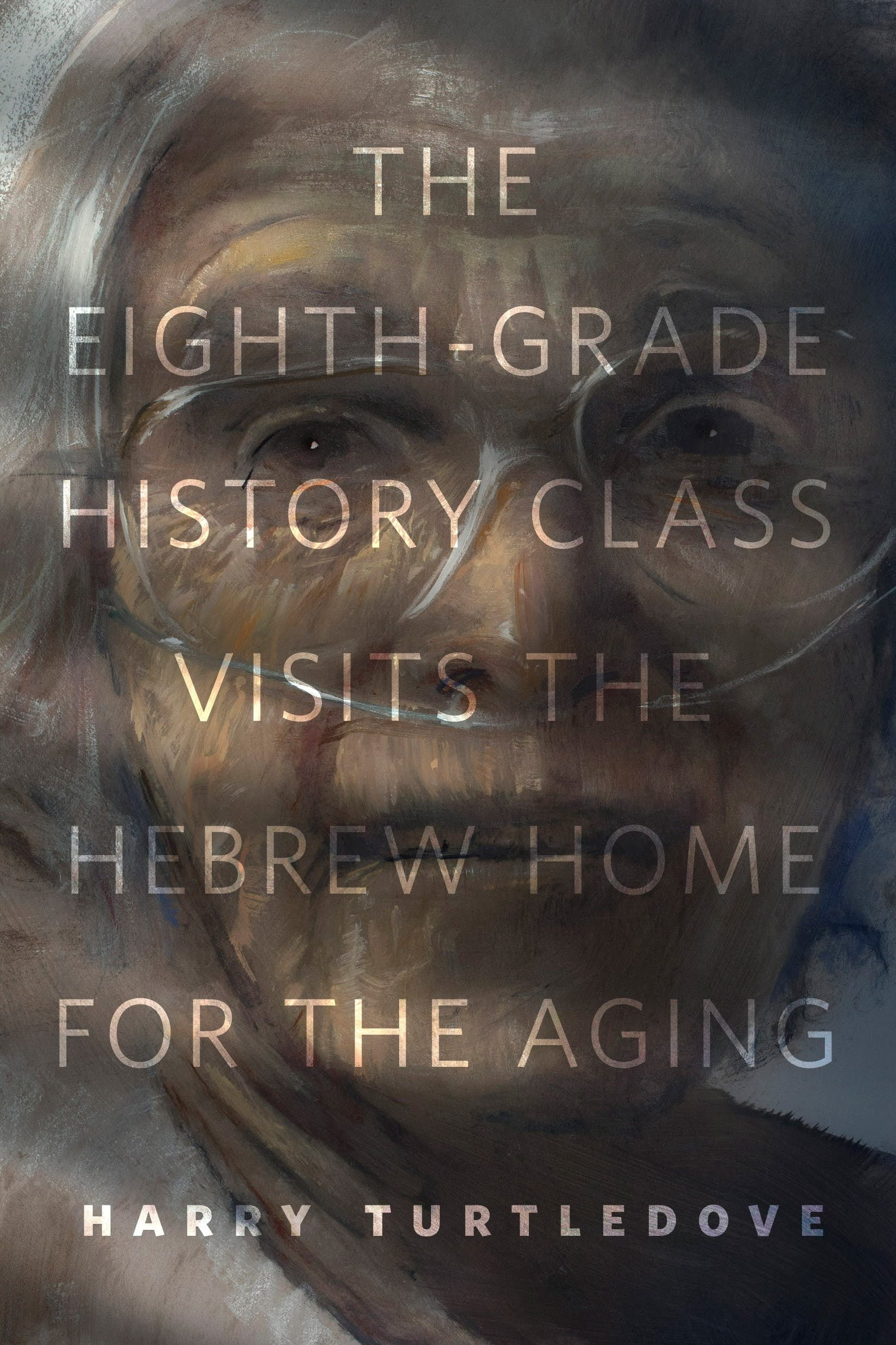 Image of The Eighth-Grade History Class Visits the Hebrew Home for the Aging