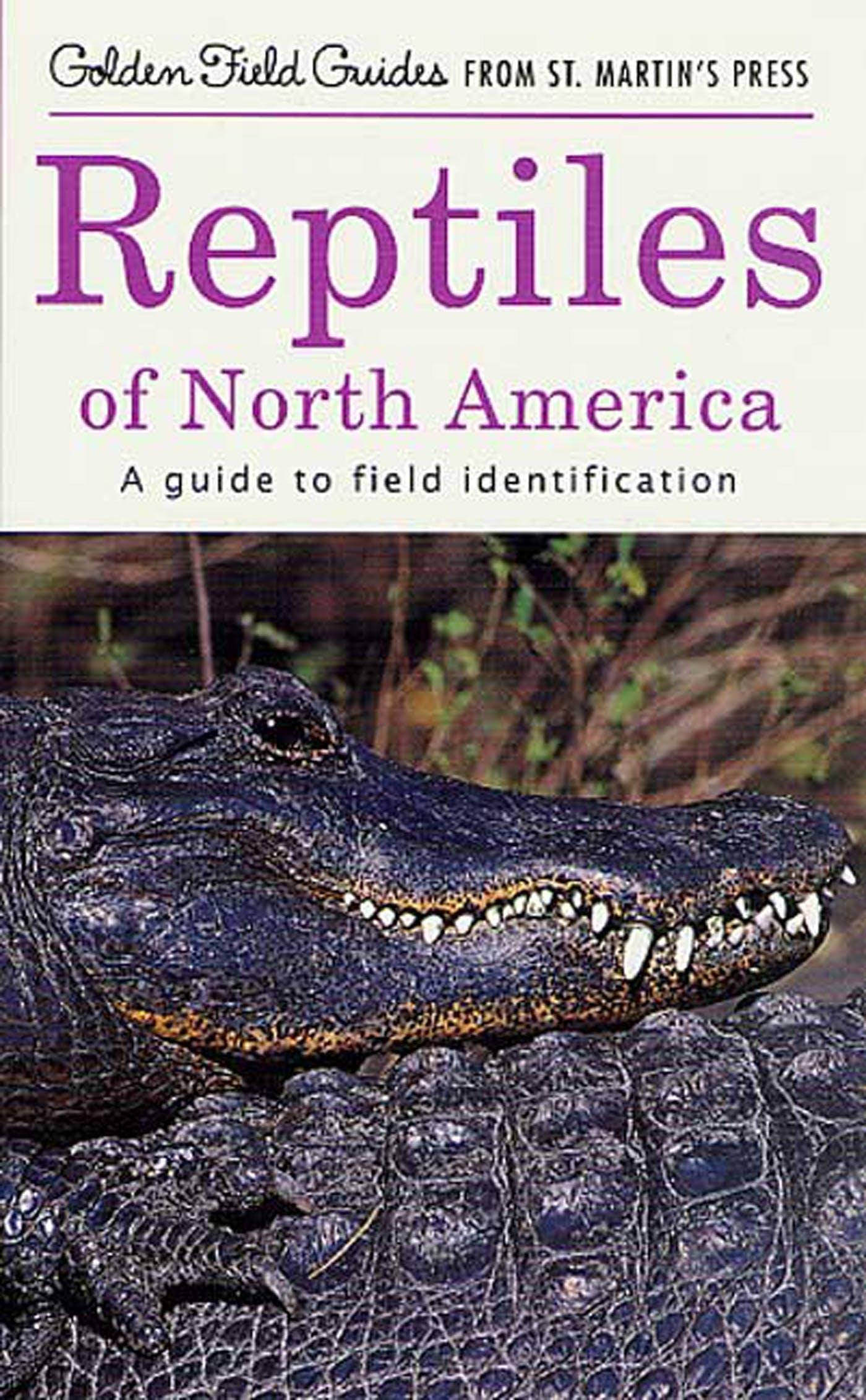 Image of Reptiles of North America