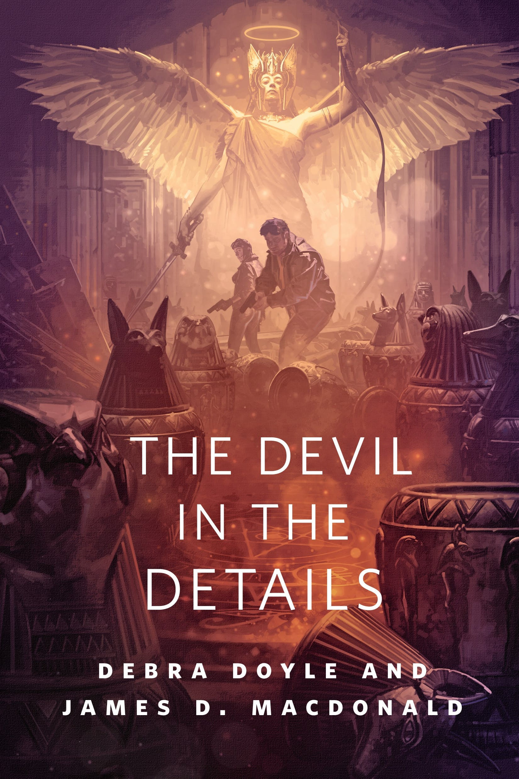 Image of The Devil in the Details