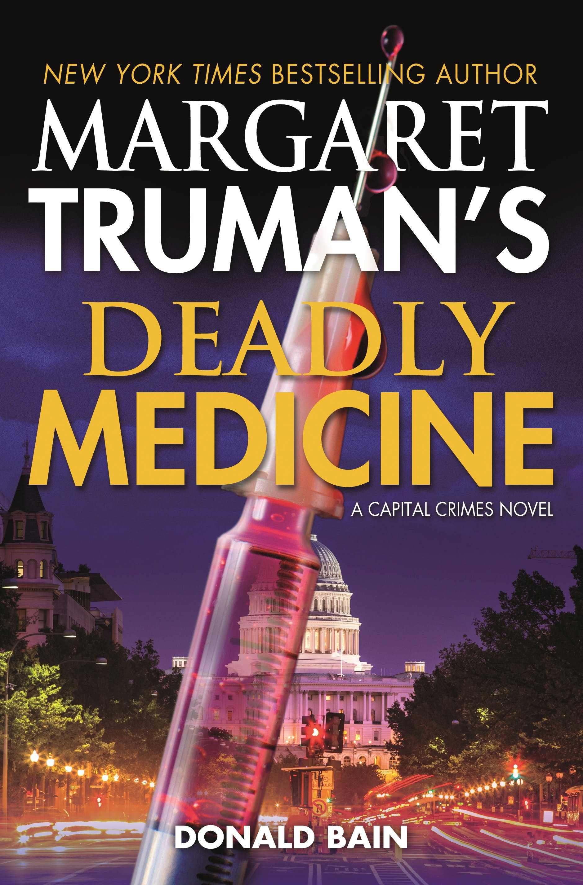 Image of Margaret Truman's Deadly Medicine