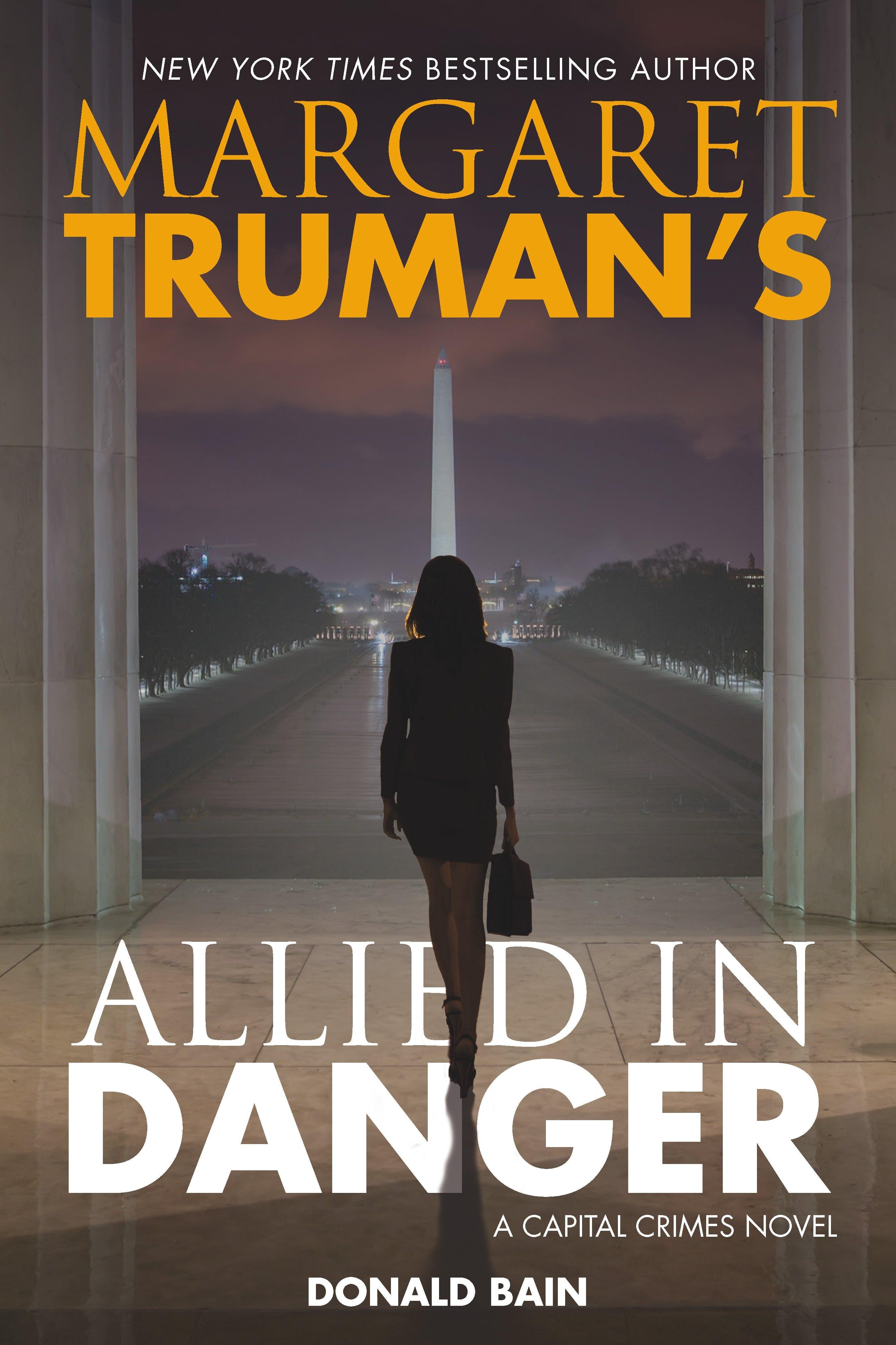 Image of Margaret Truman's Allied in Danger