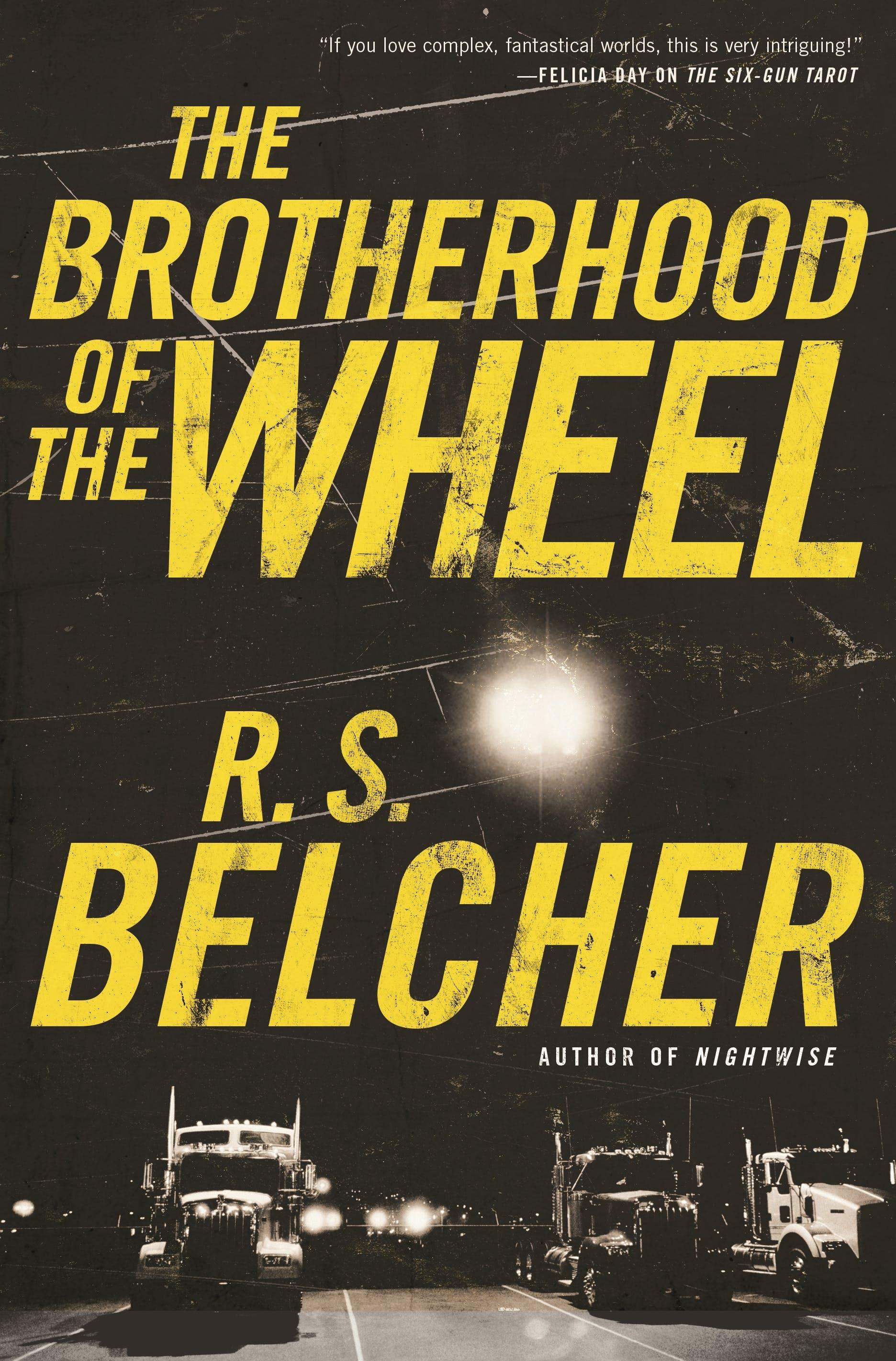 Image of The Brotherhood of the Wheel