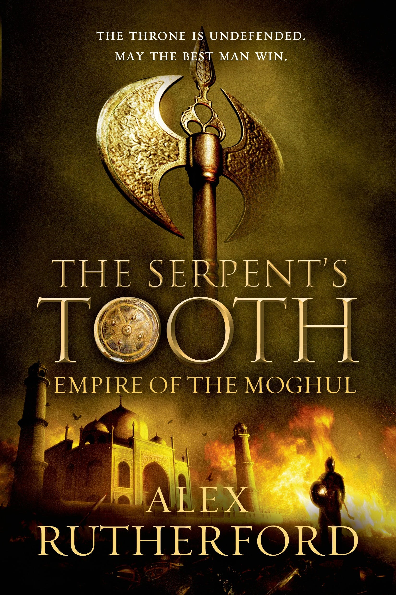 Image of The Serpent's Tooth