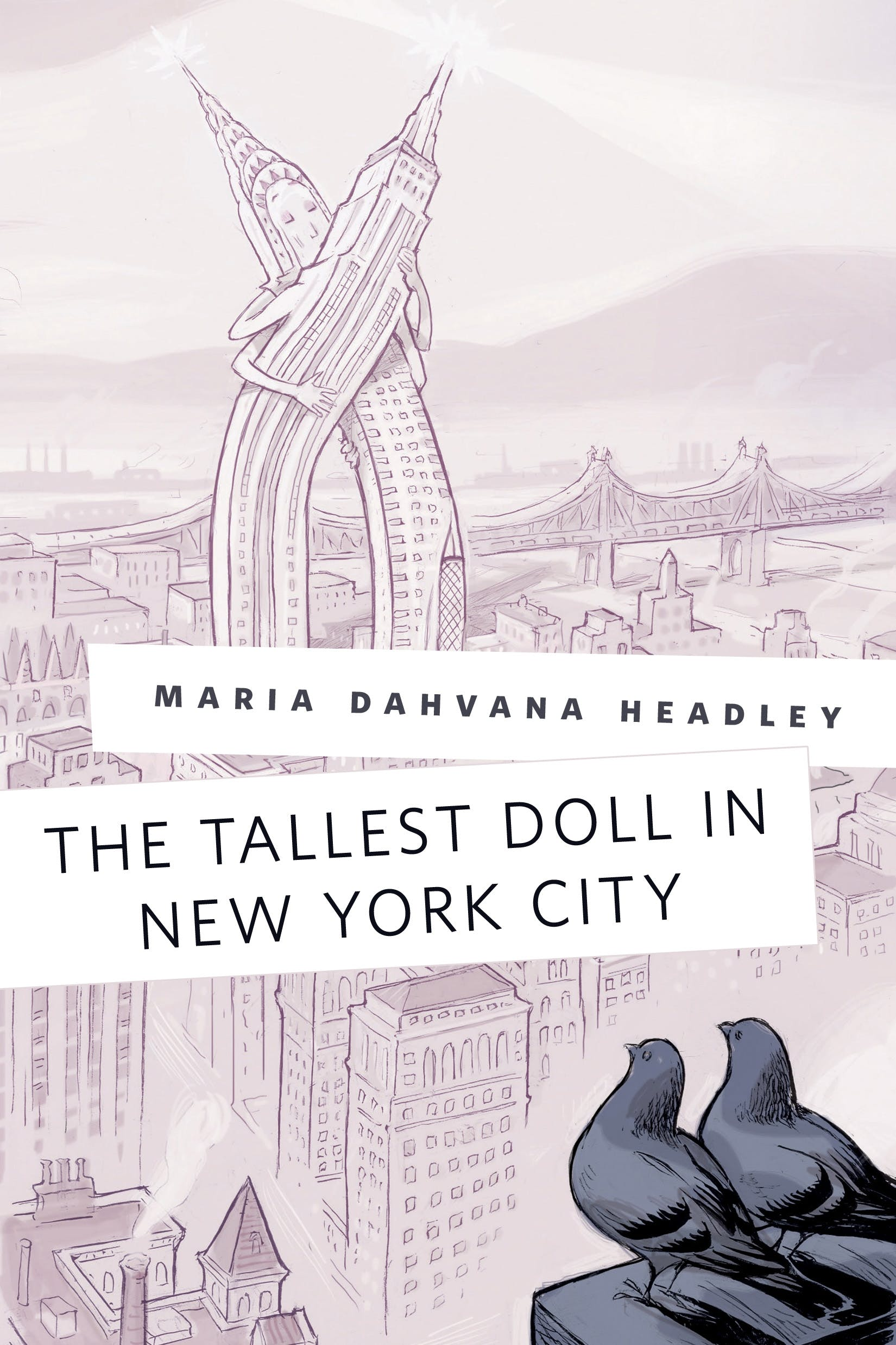 Image of The Tallest Doll in New York City