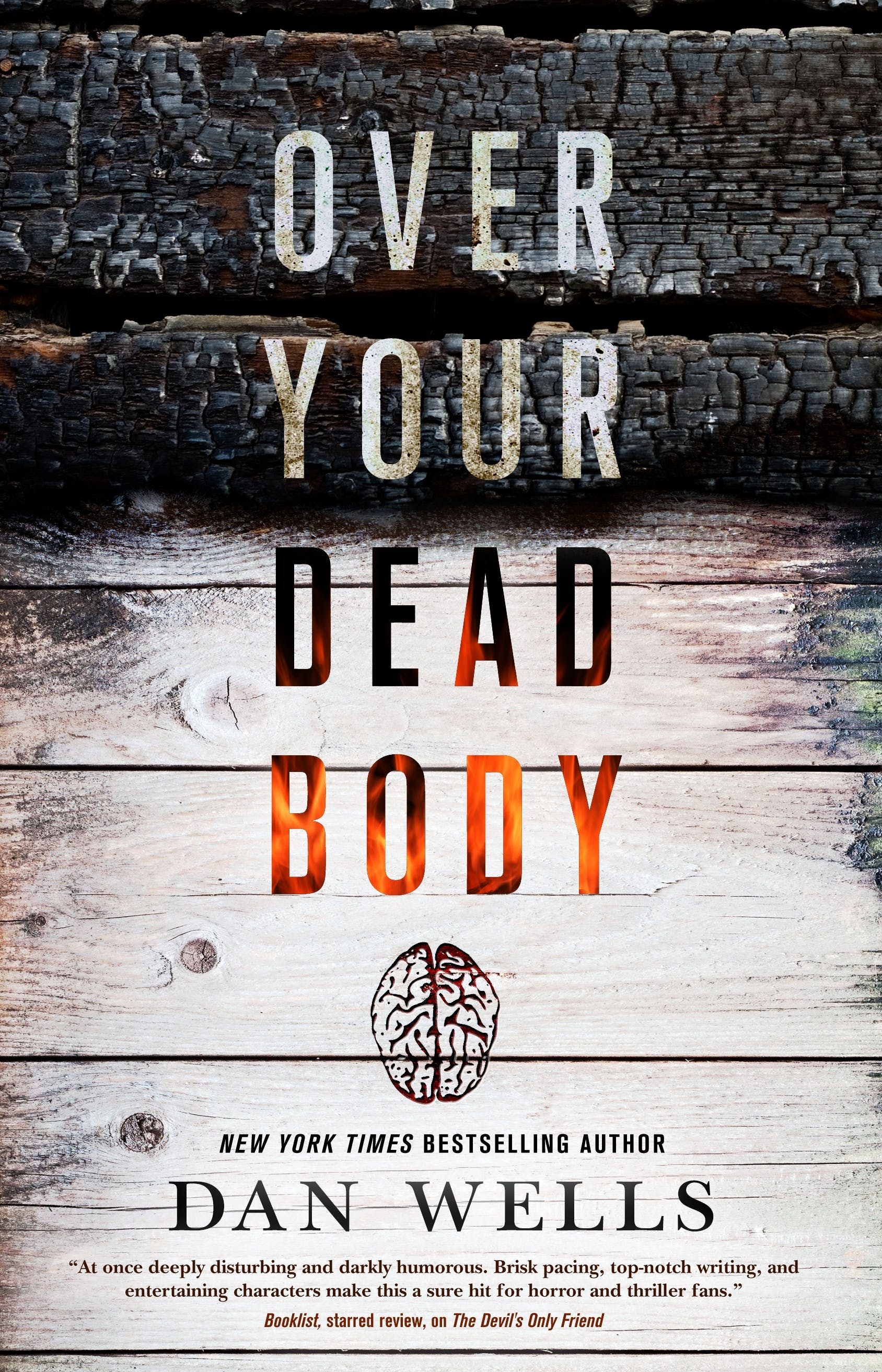 Image of Over Your Dead Body