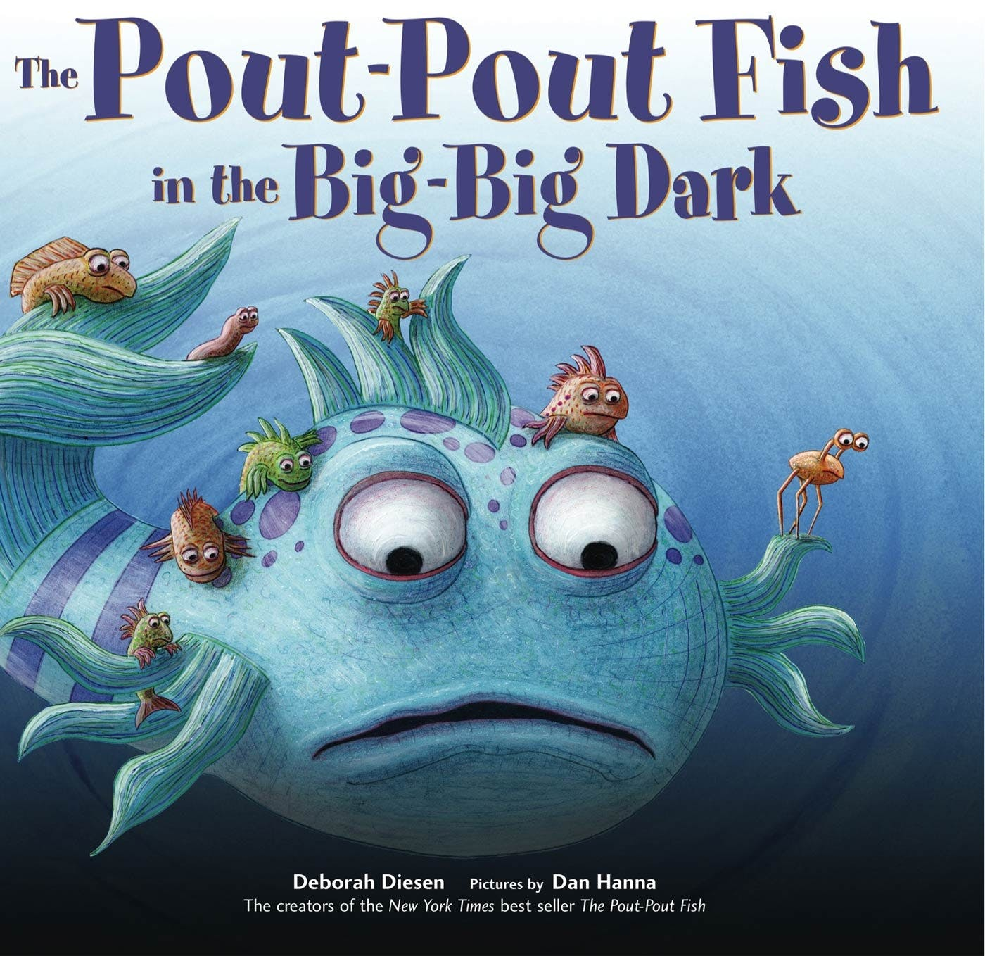 Image of The Pout-Pout Fish in the Big-Big Dark