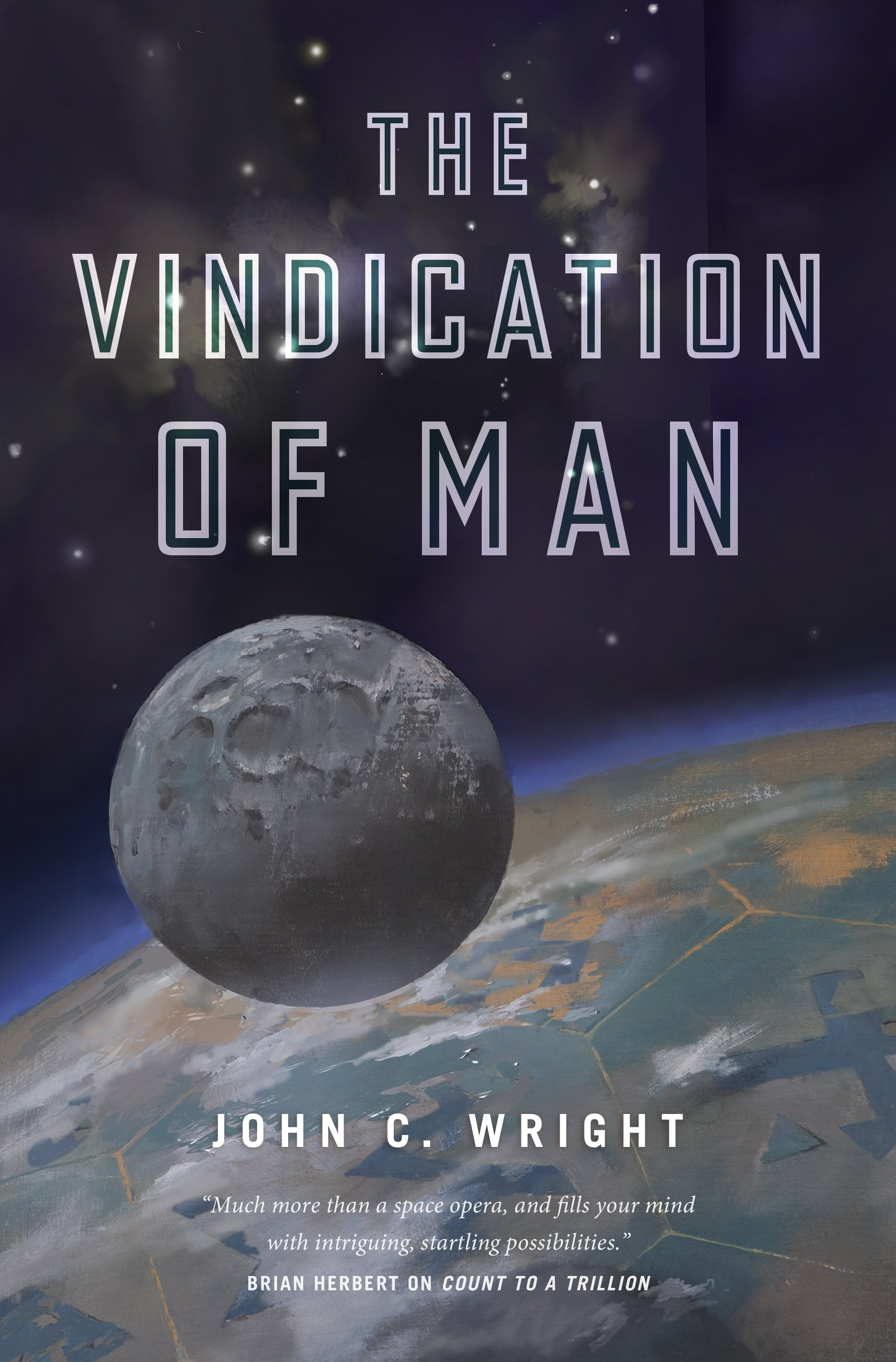 Image of The Vindication of Man