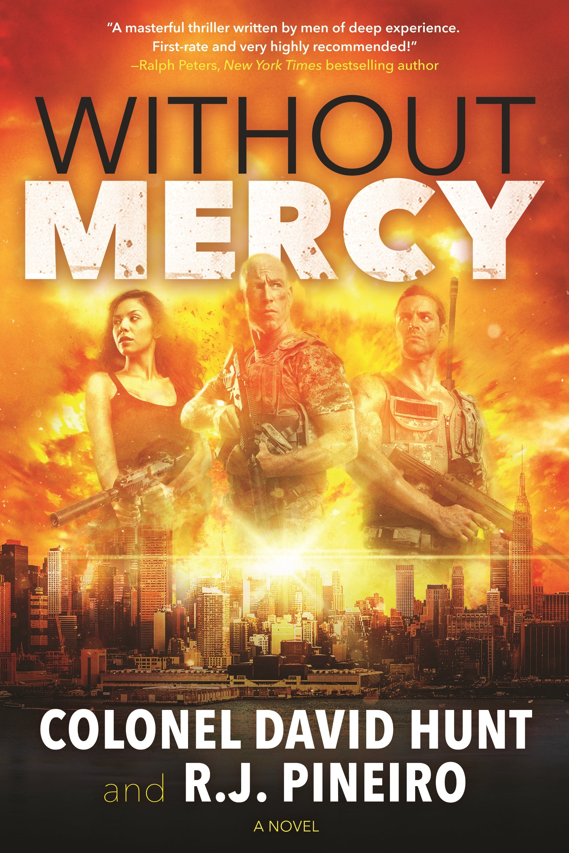 Image of Without Mercy