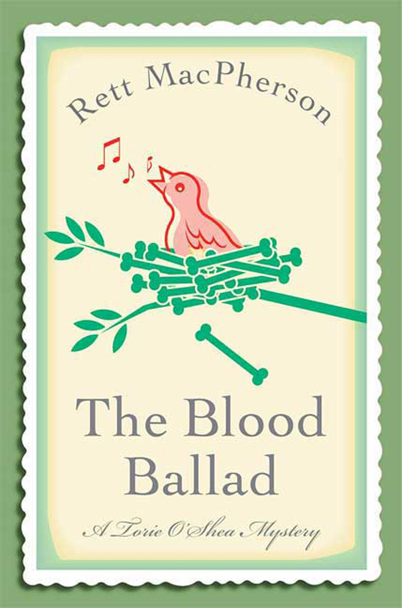 Image of The Blood Ballad