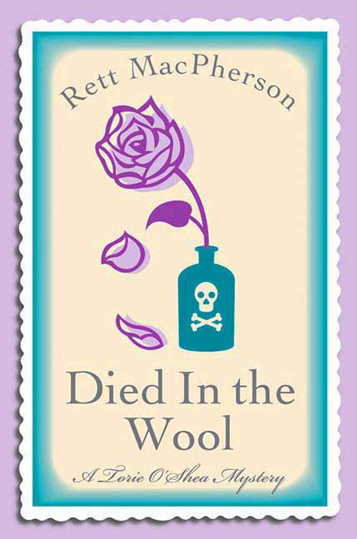 Image of Died in the Wool