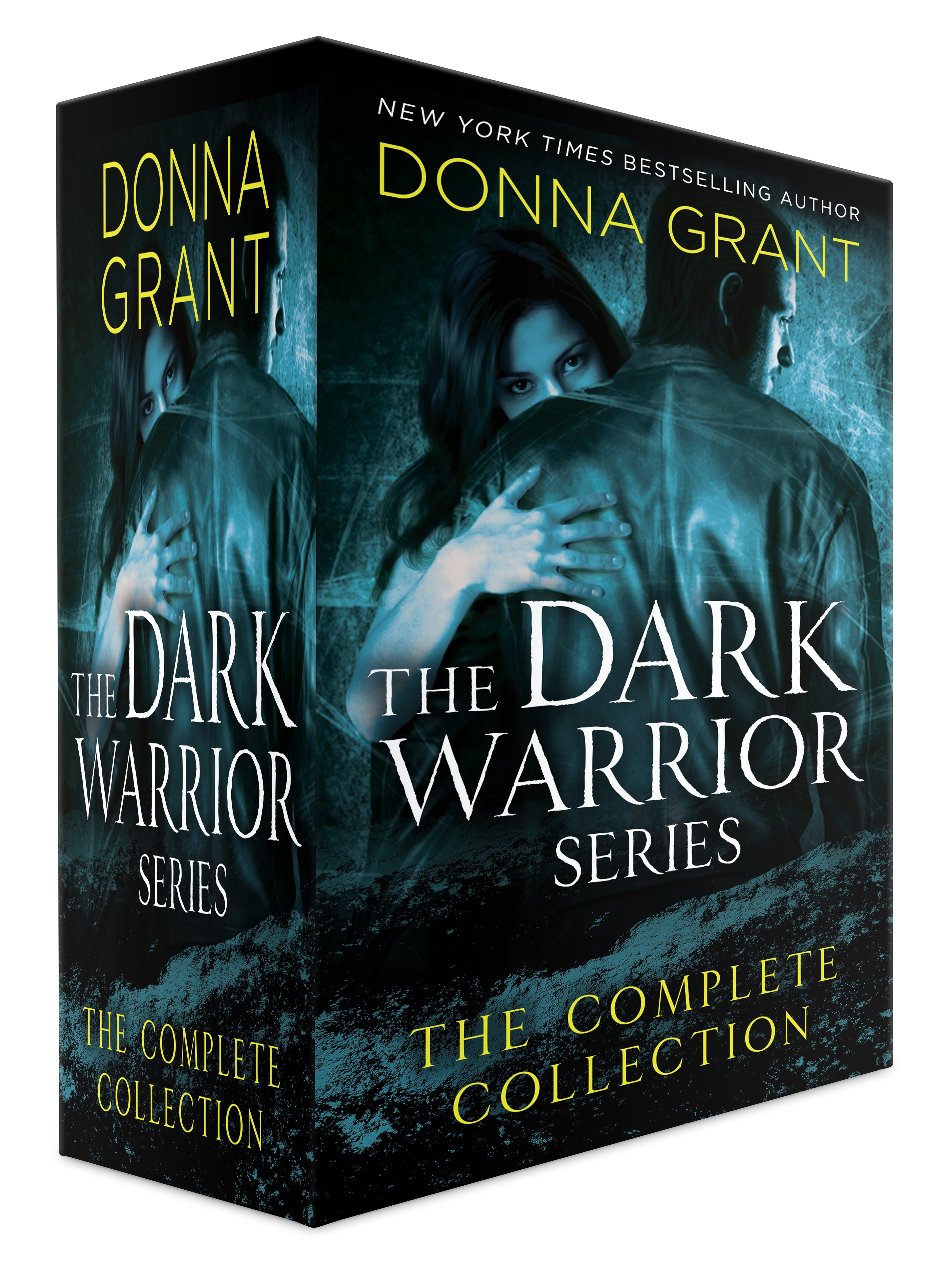 Image of The Dark Warrior Series, The Complete Collection