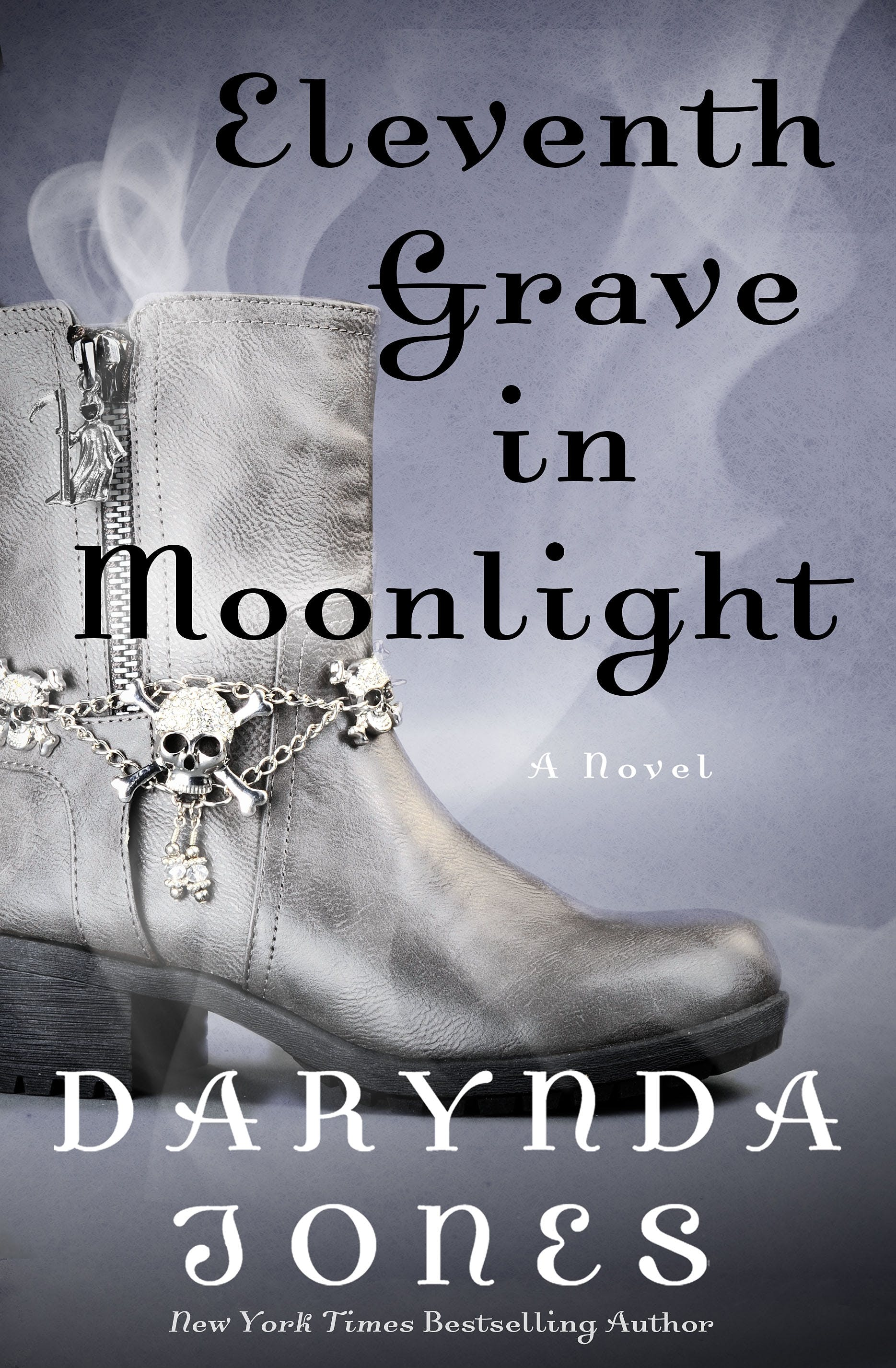 Image of Eleventh Grave in Moonlight