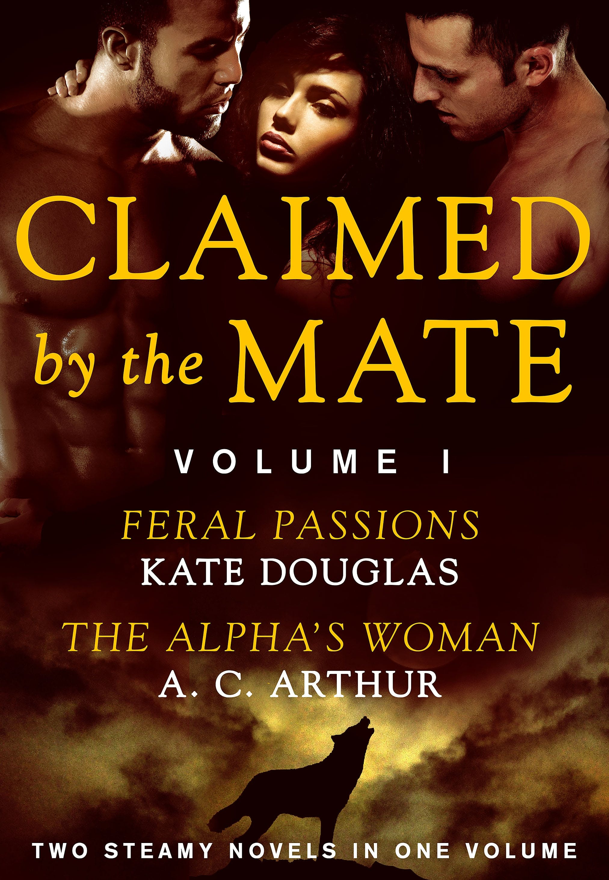 Image of Claimed by the Mate, Vol. 1