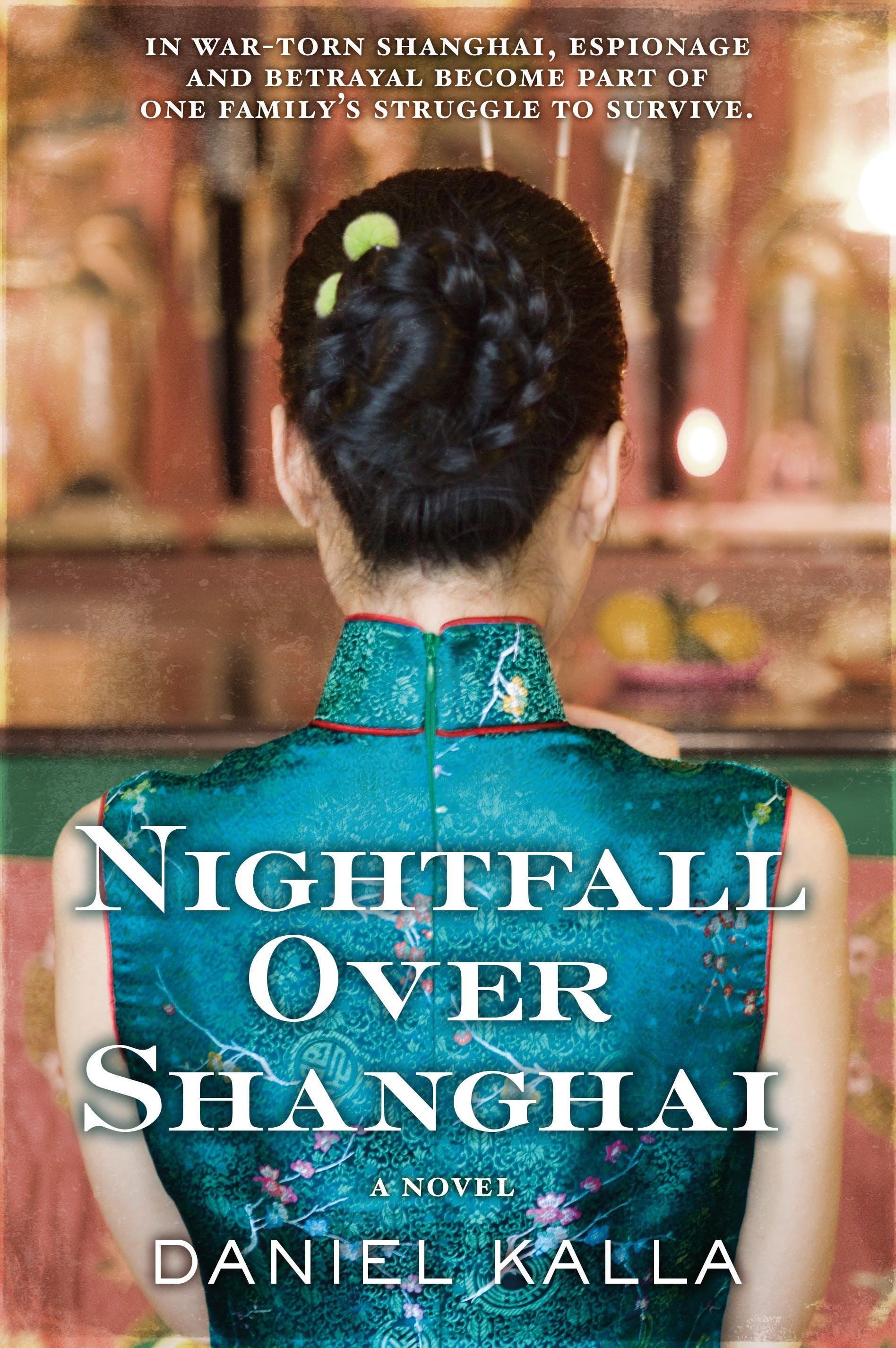 Image of Nightfall Over Shanghai