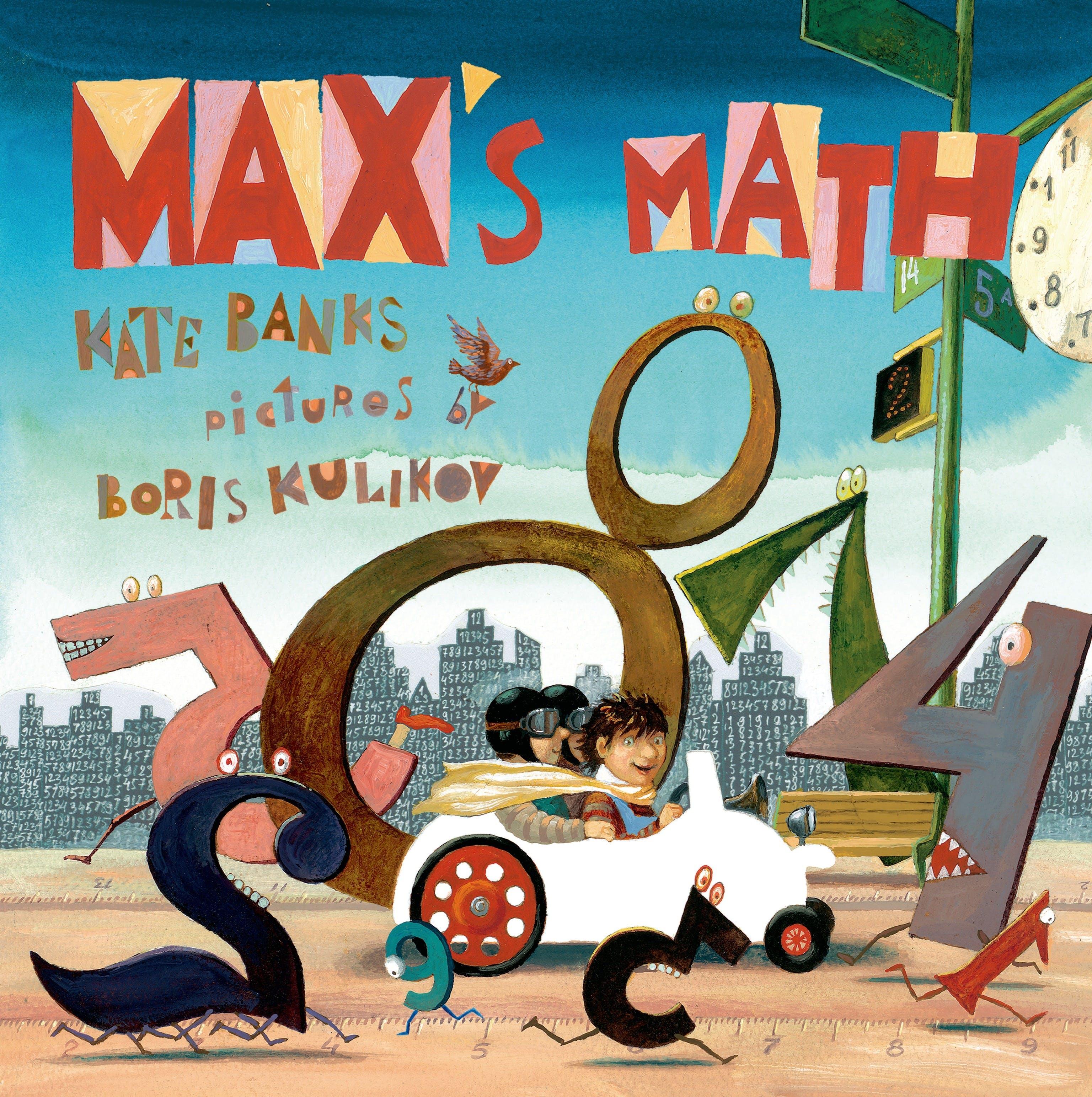 Image of Max's Math