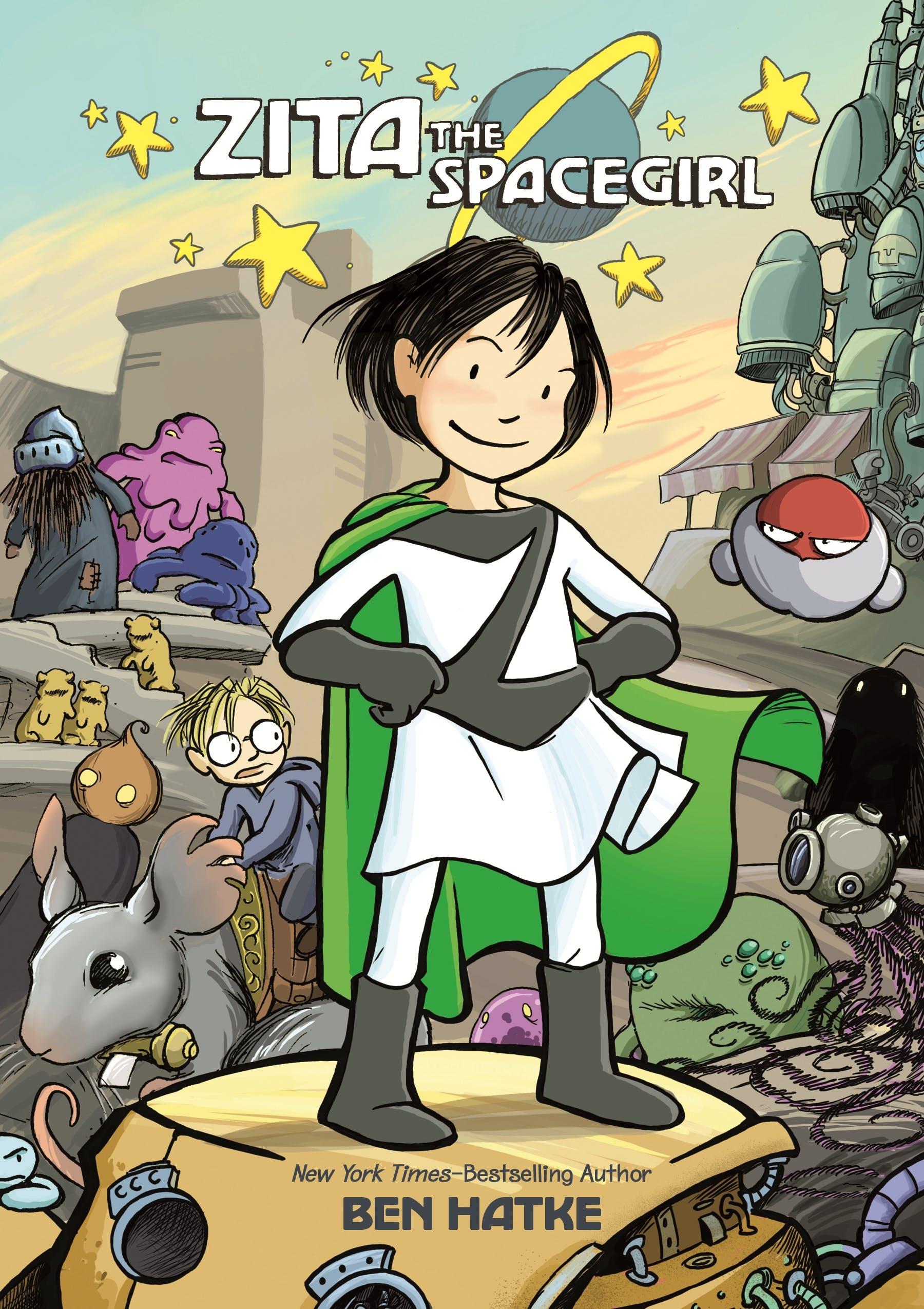 Image of Zita the Spacegirl