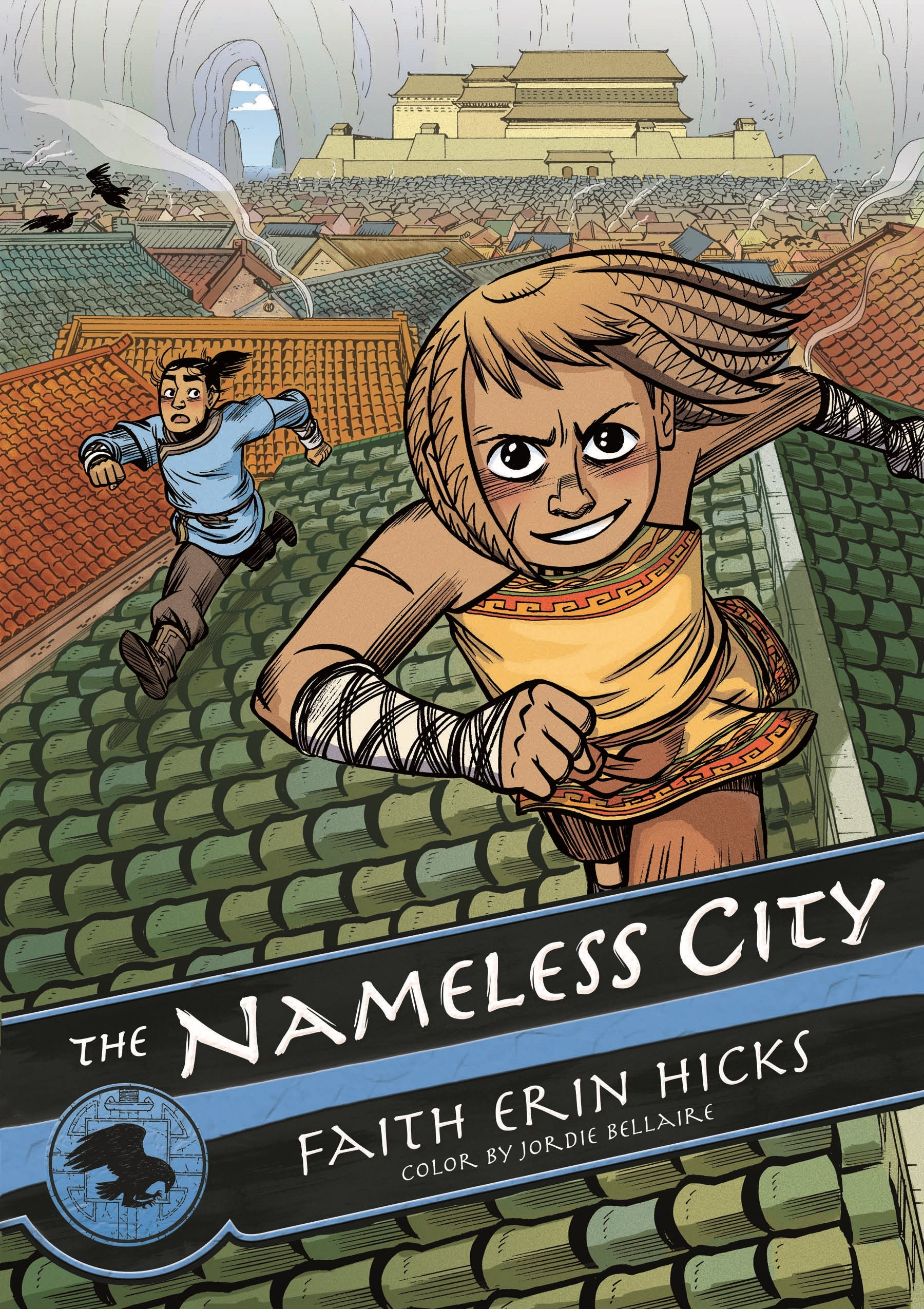 Image of The Nameless City