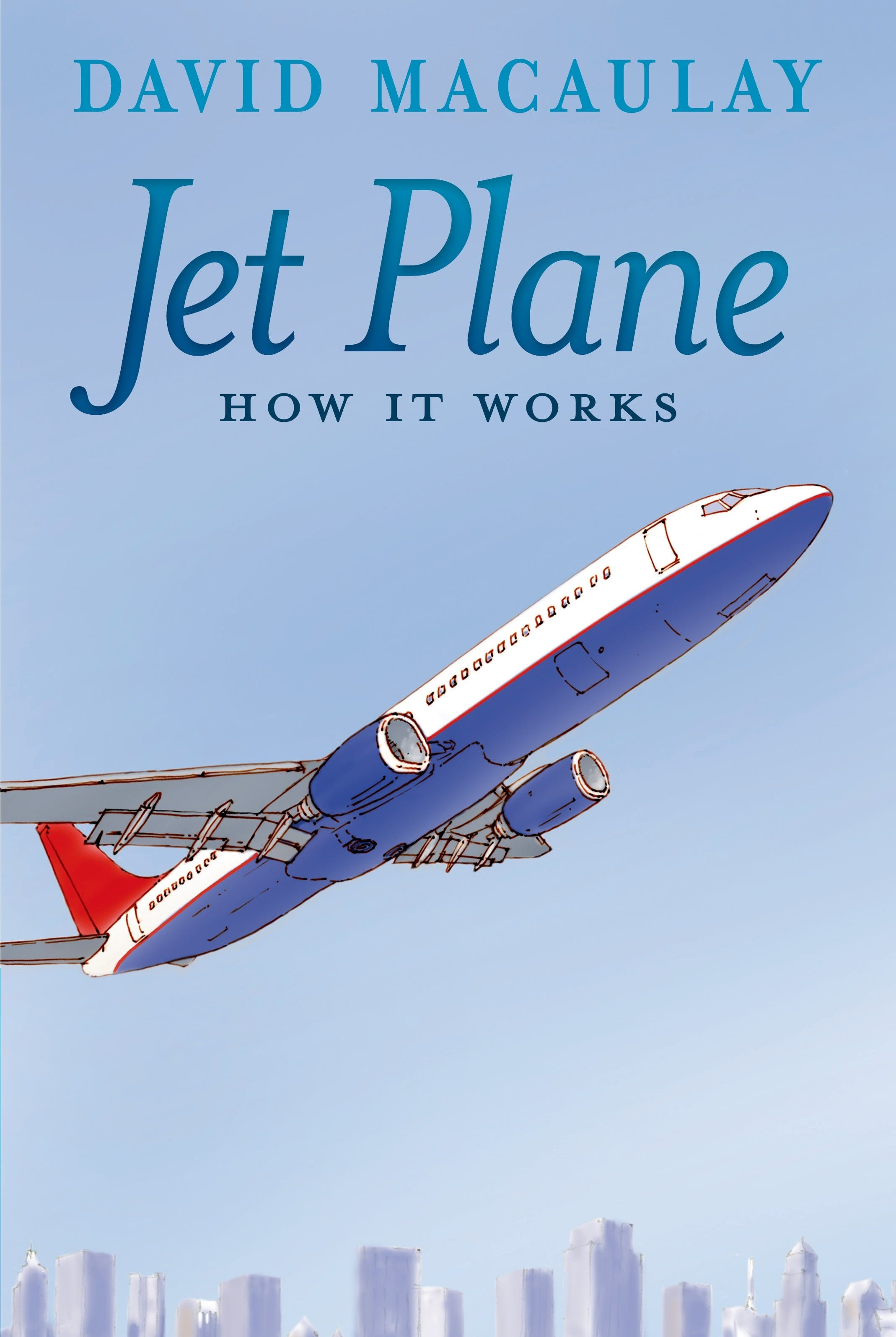 Image of Jet Plane: How It Works