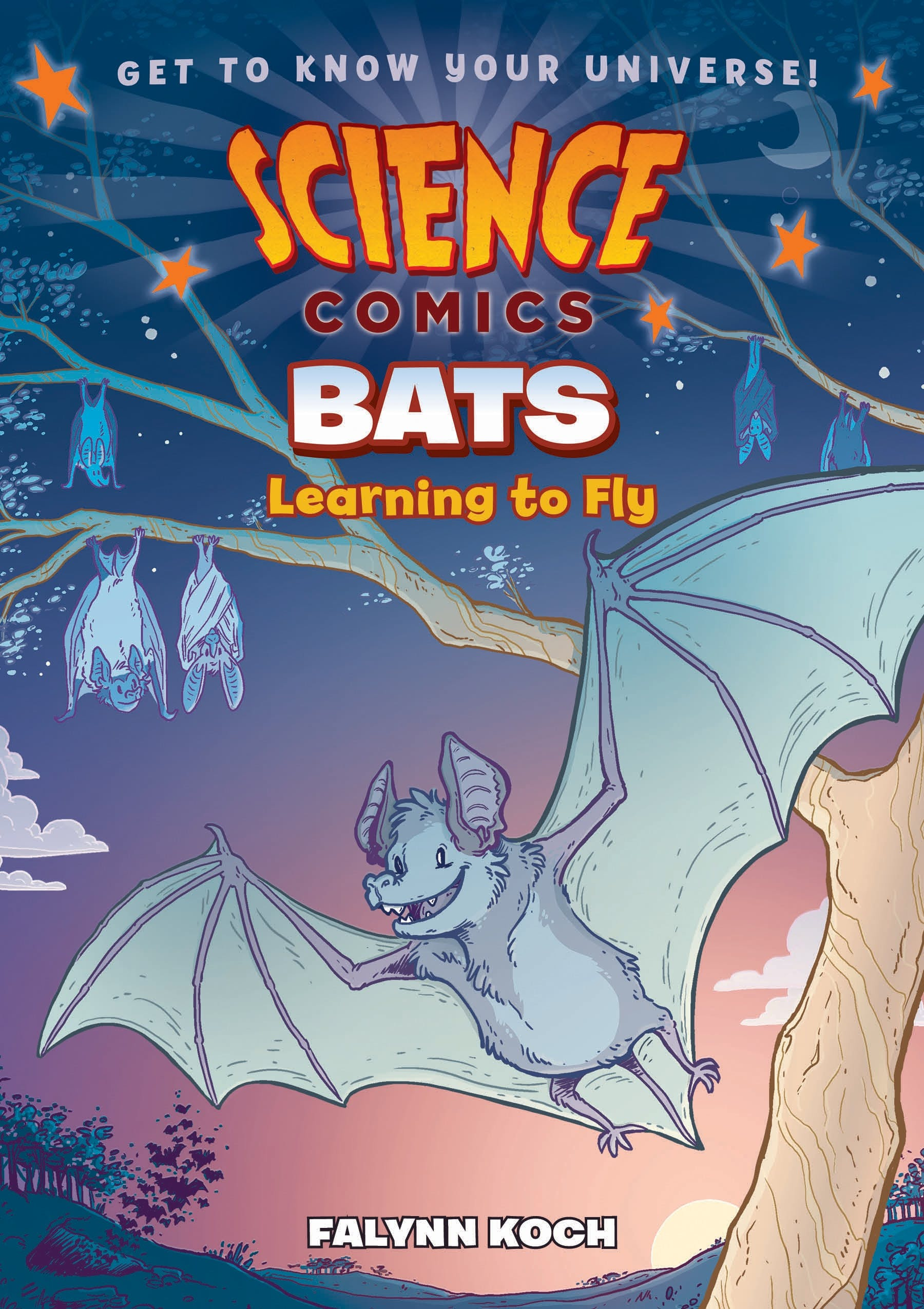 Image of Science Comics: Bats