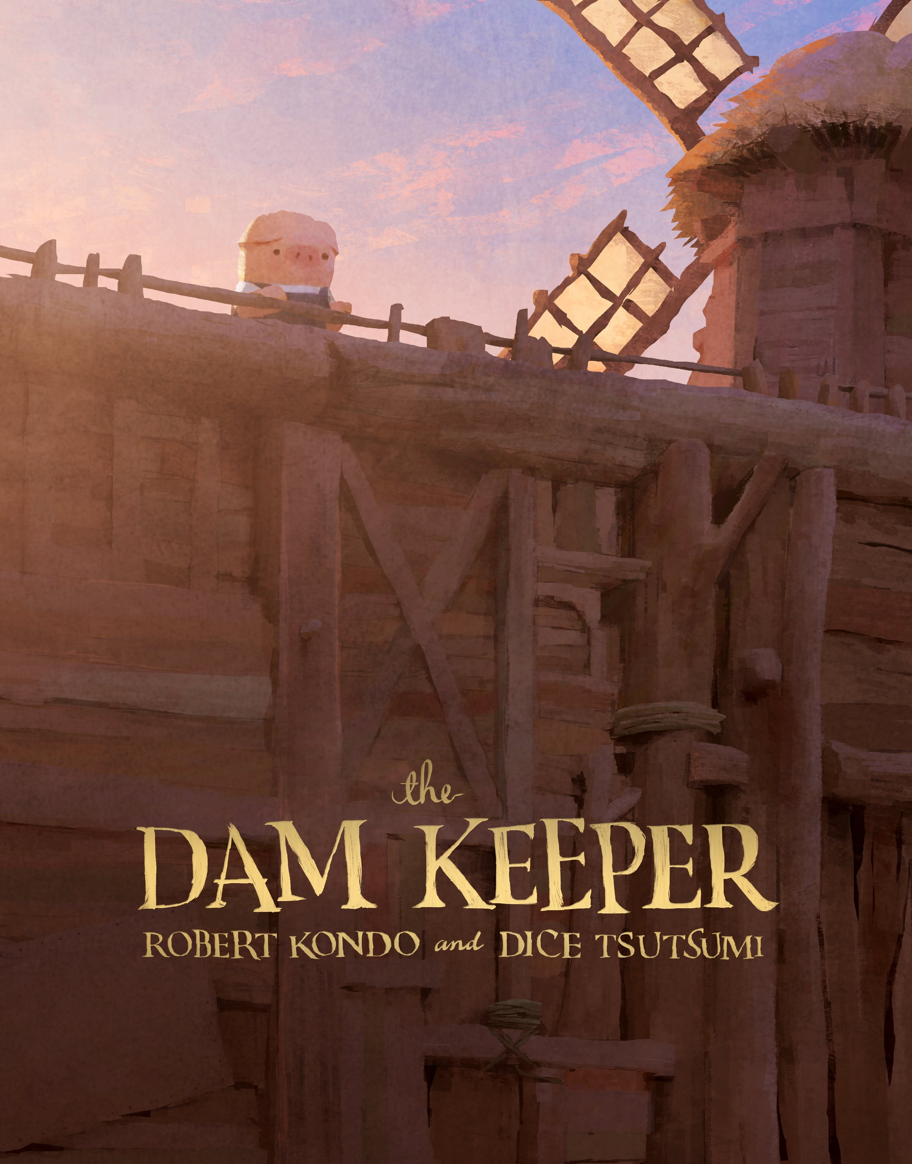 Image of The Dam Keeper, Book 1