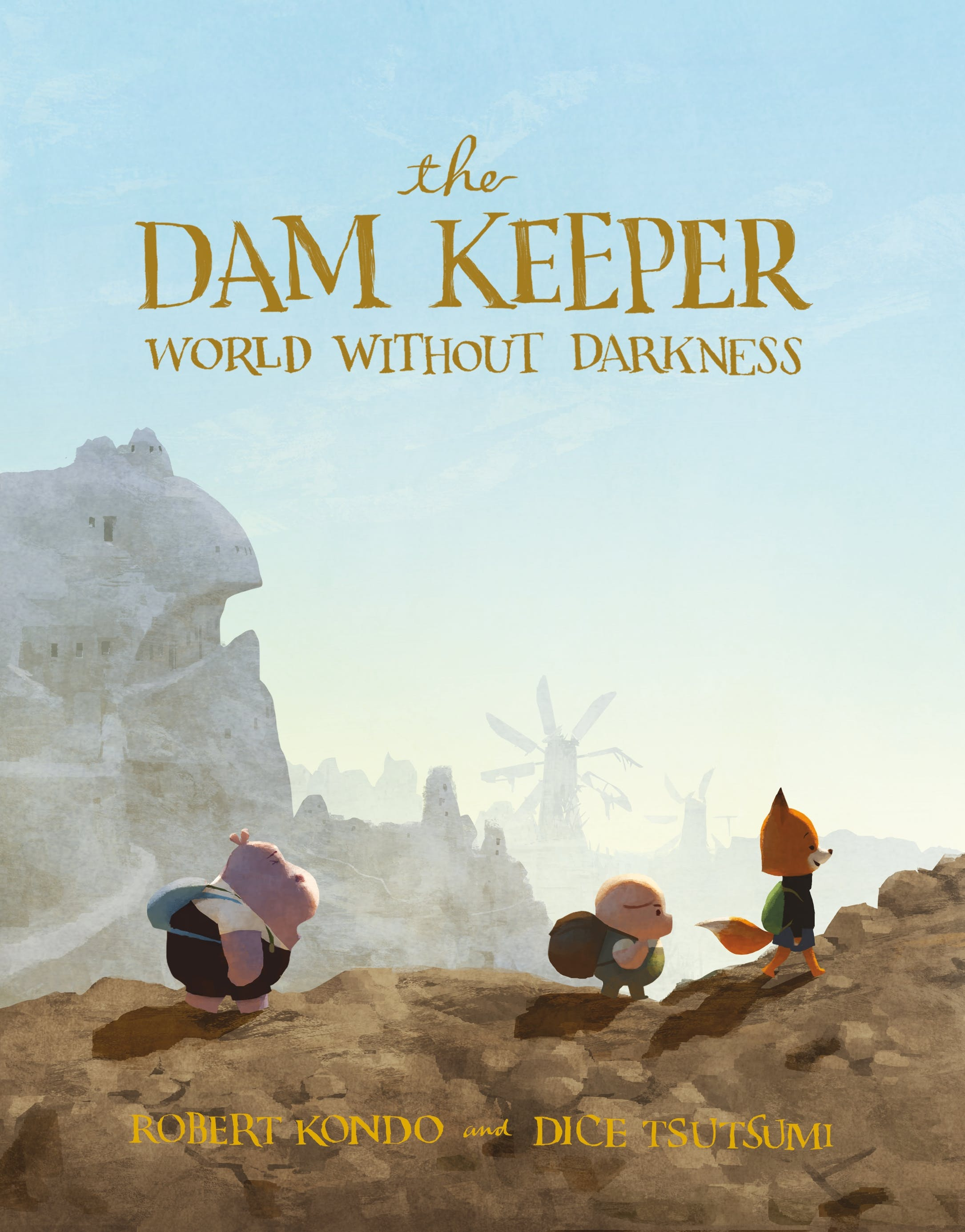 Image of The Dam Keeper, Book 2