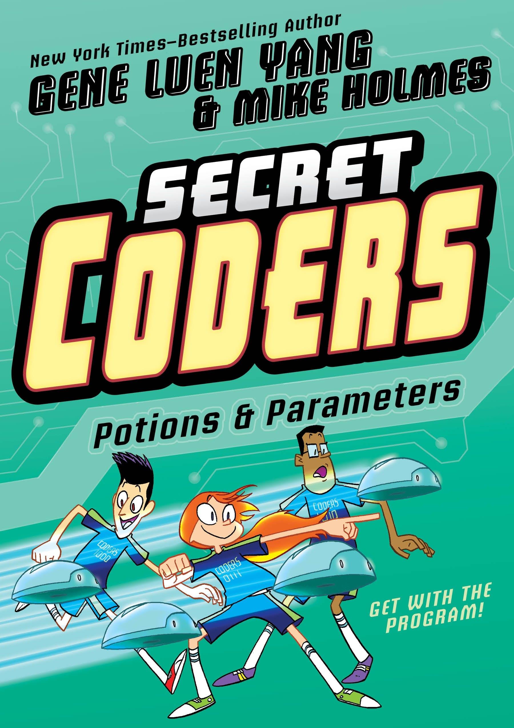 Image of Secret Coders: Potions & Parameters