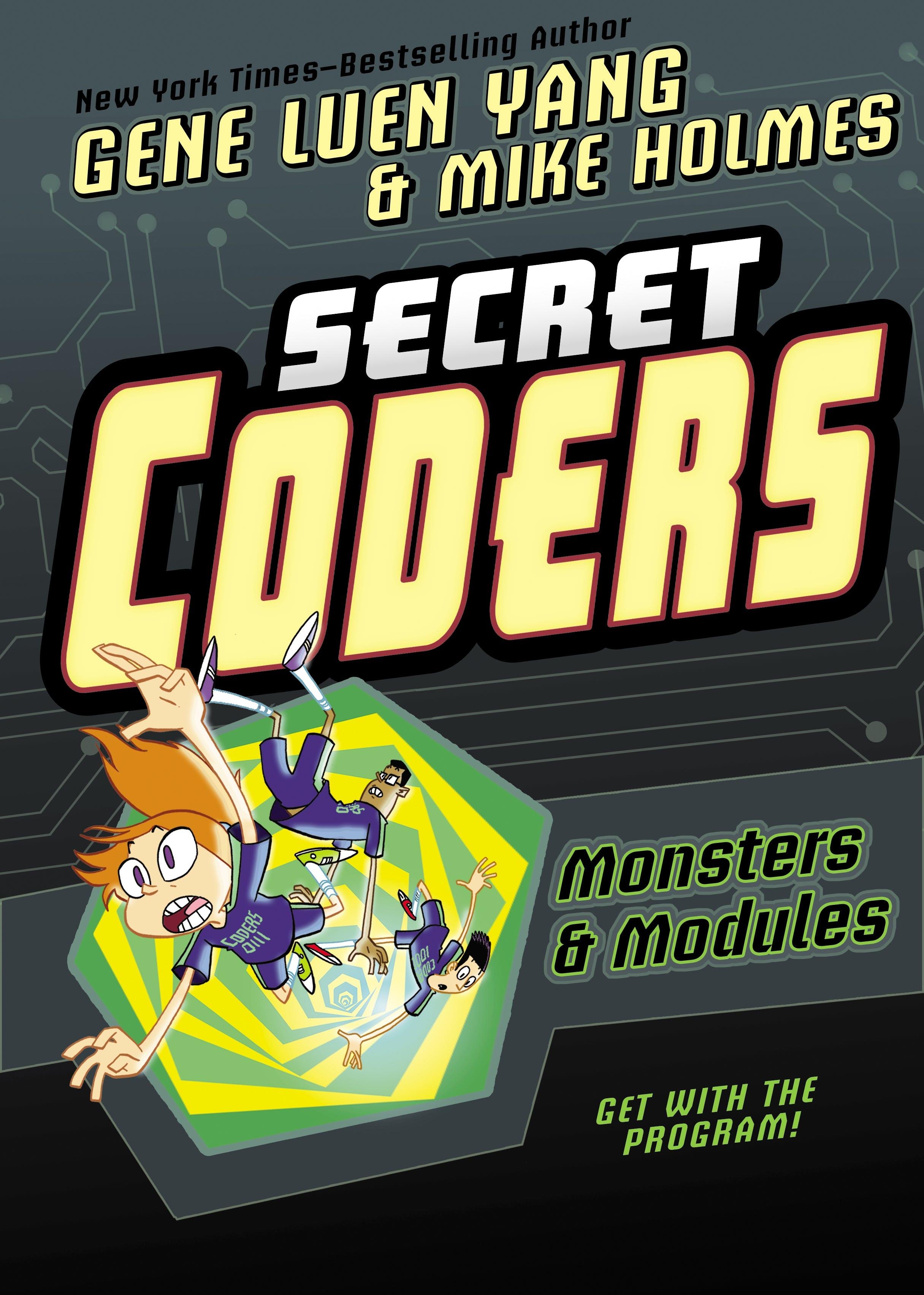 Image of Secret Coders: Monsters & Modules