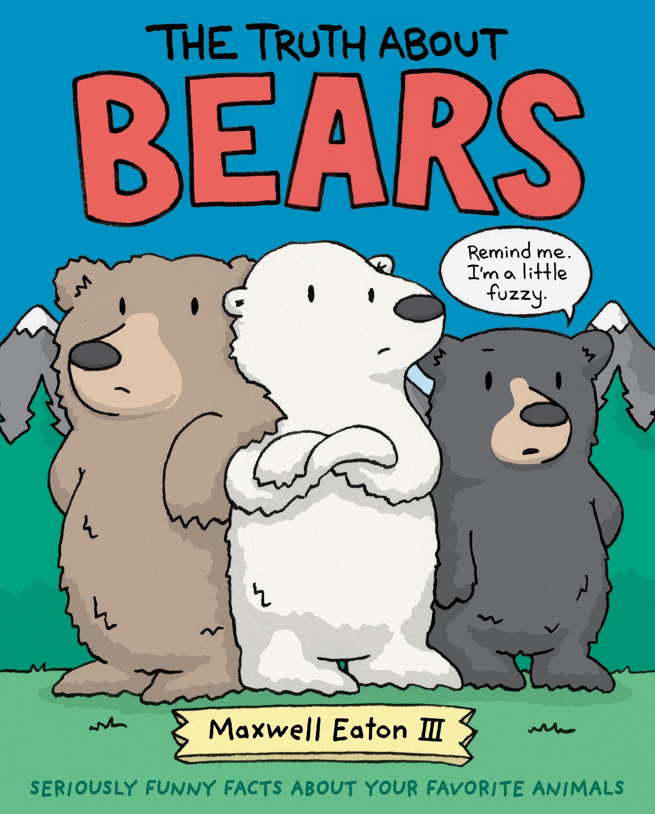 Image of The Truth About Bears