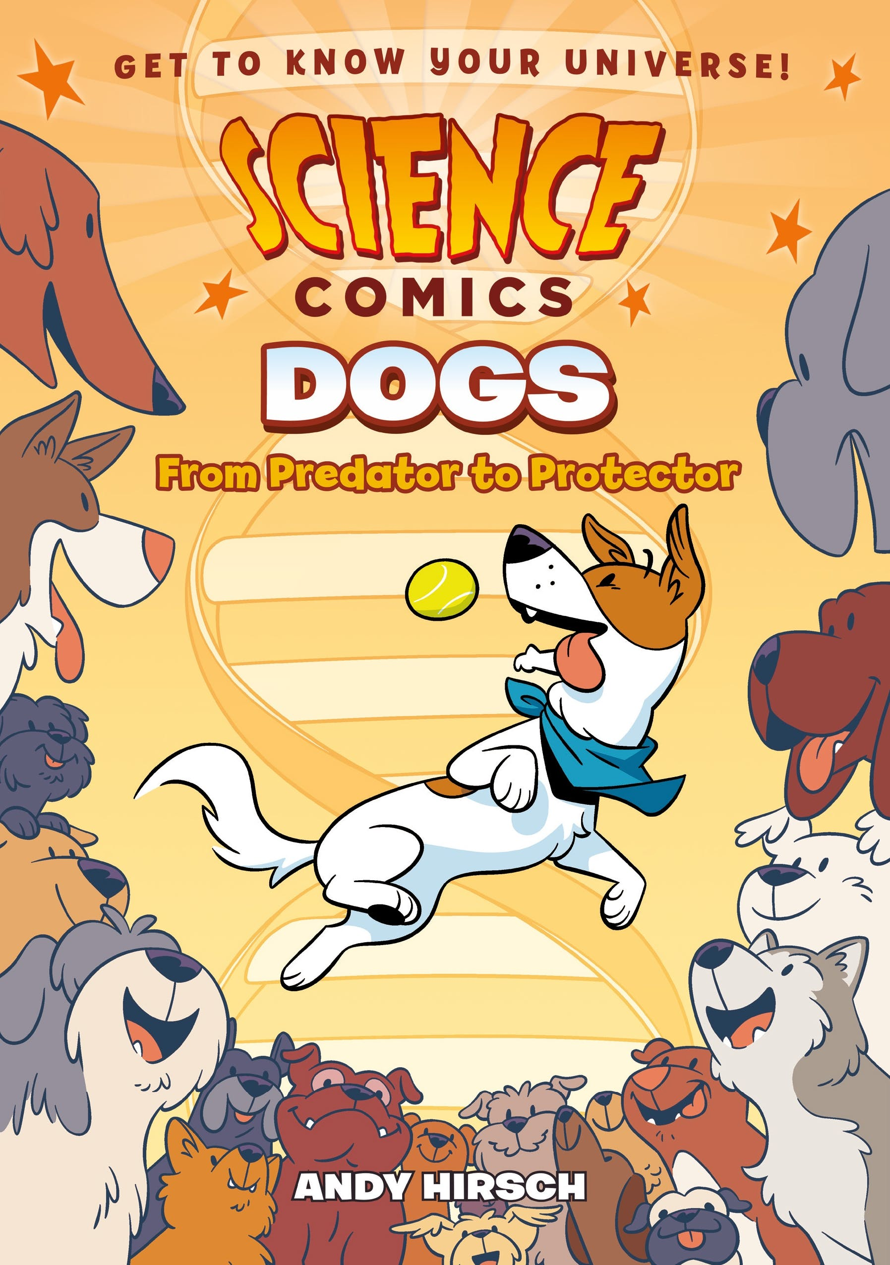 Image of Science Comics: Dogs