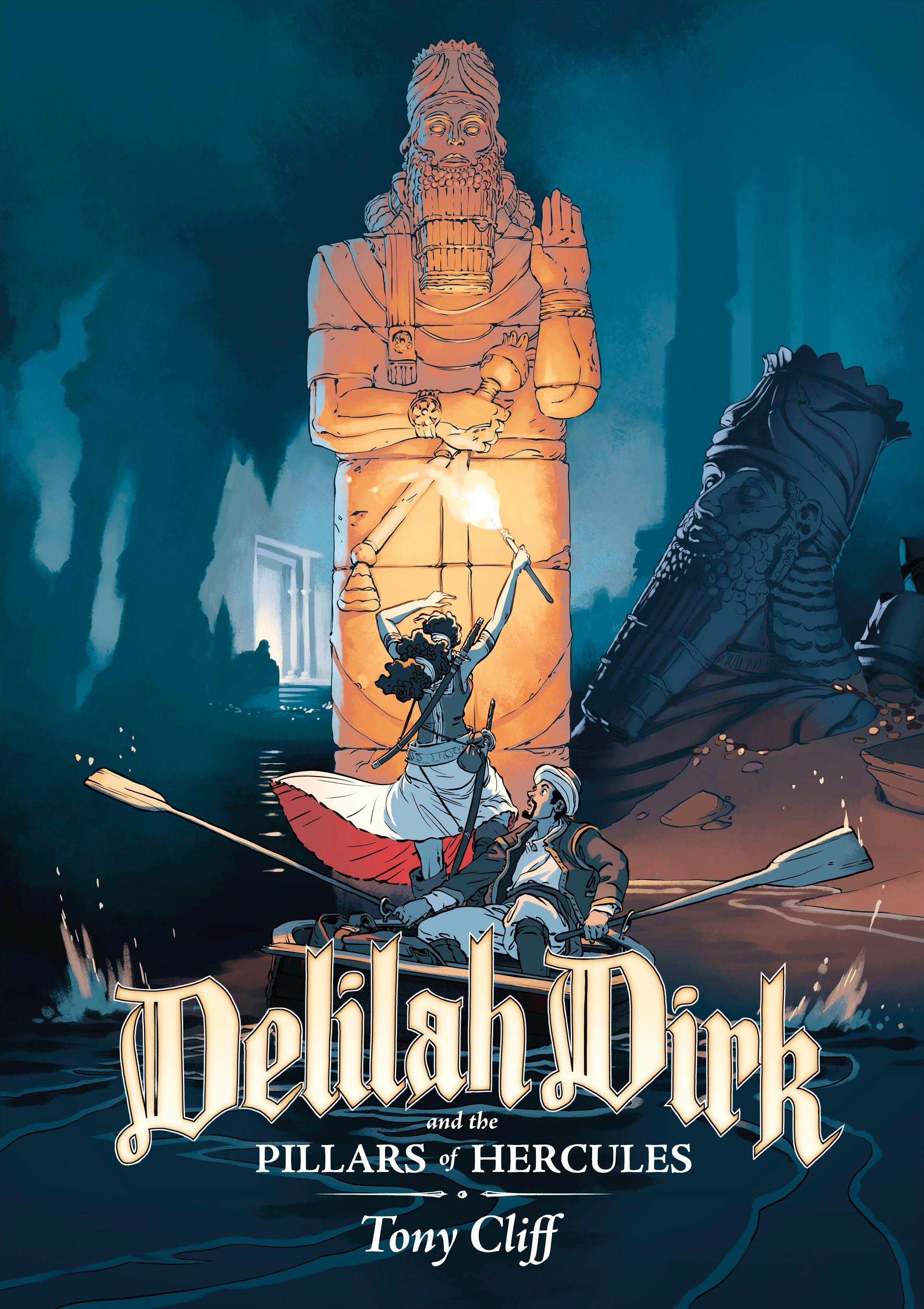 Image of Delilah Dirk and the Pillars of Hercules