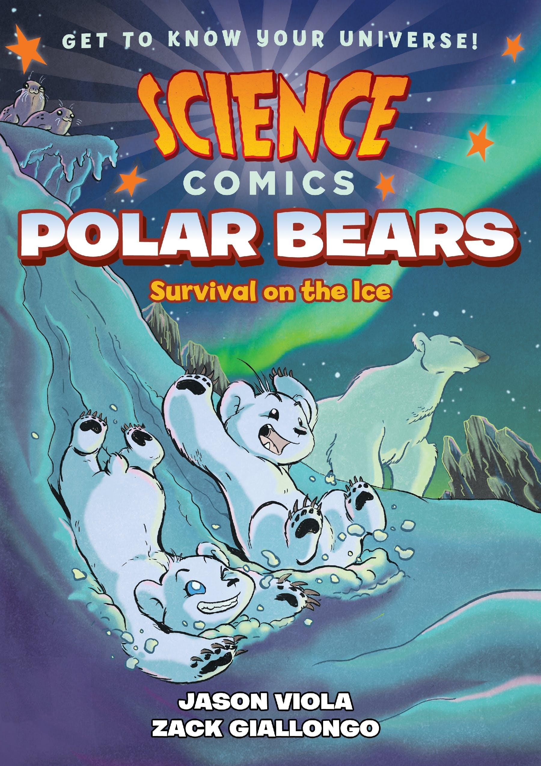 Image of Science Comics: Polar Bears