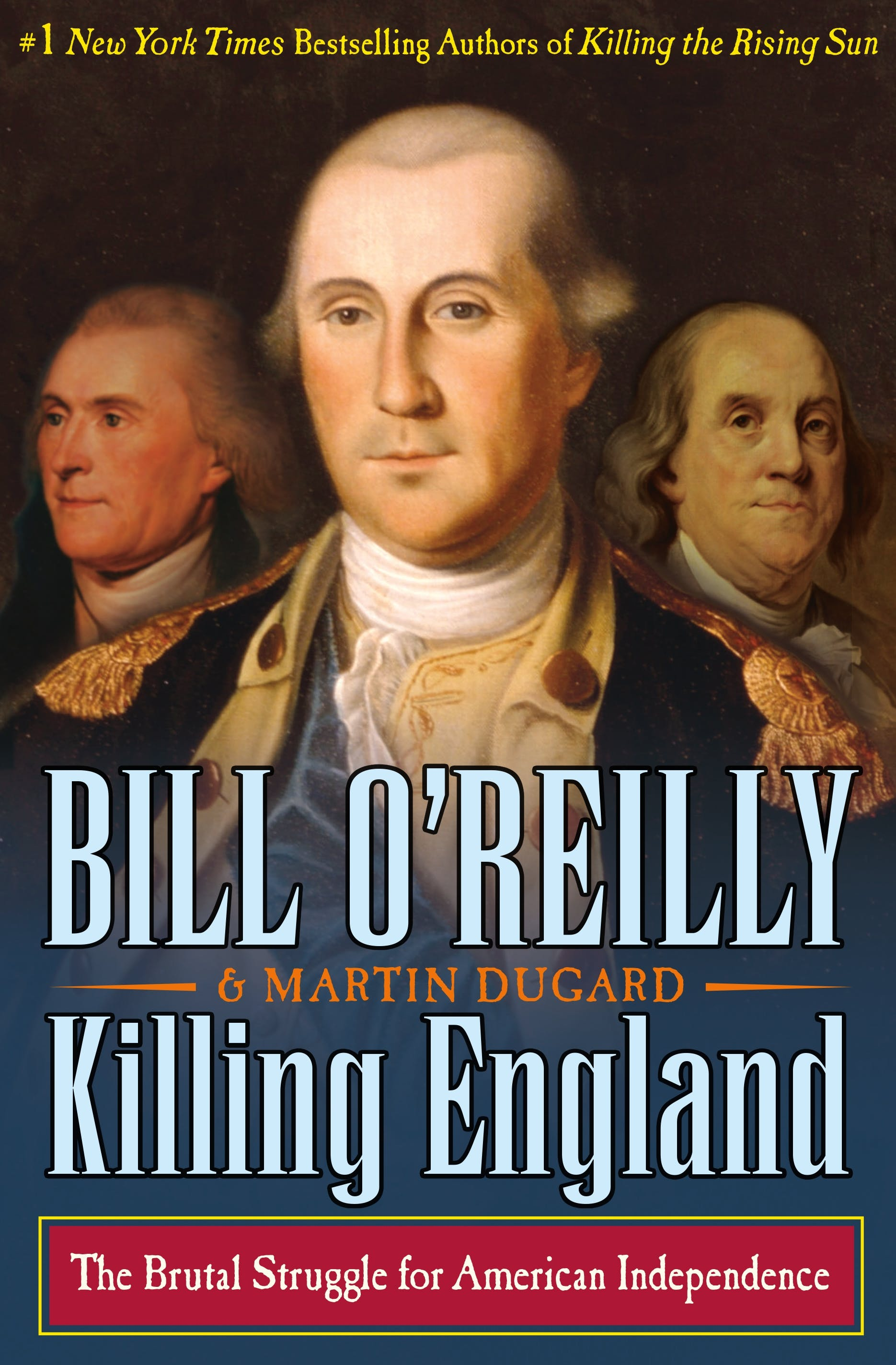 Image of Killing England