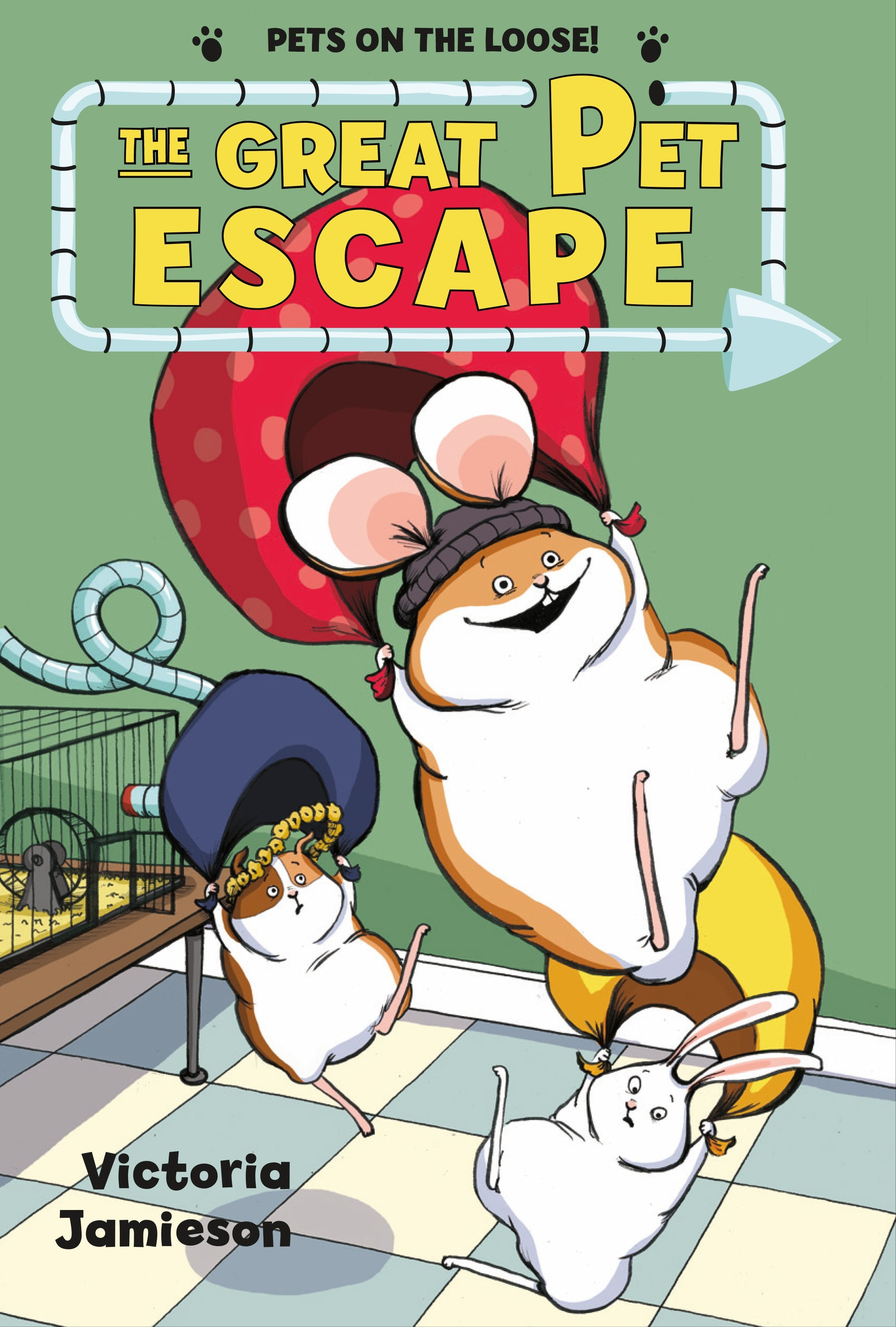 Image of The Great Pet Escape