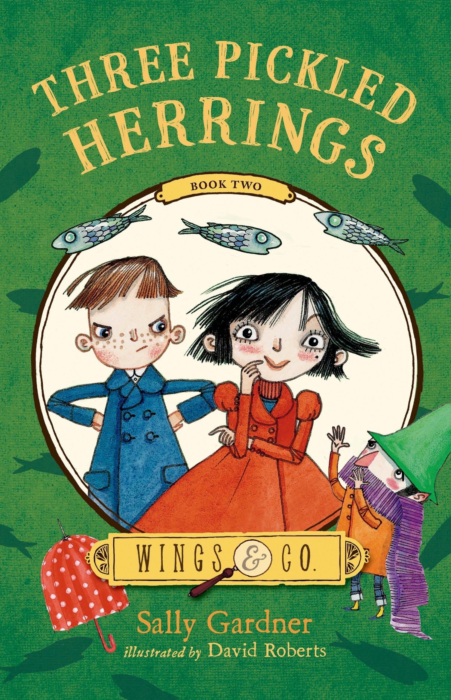 Image of Three Pickled Herrings