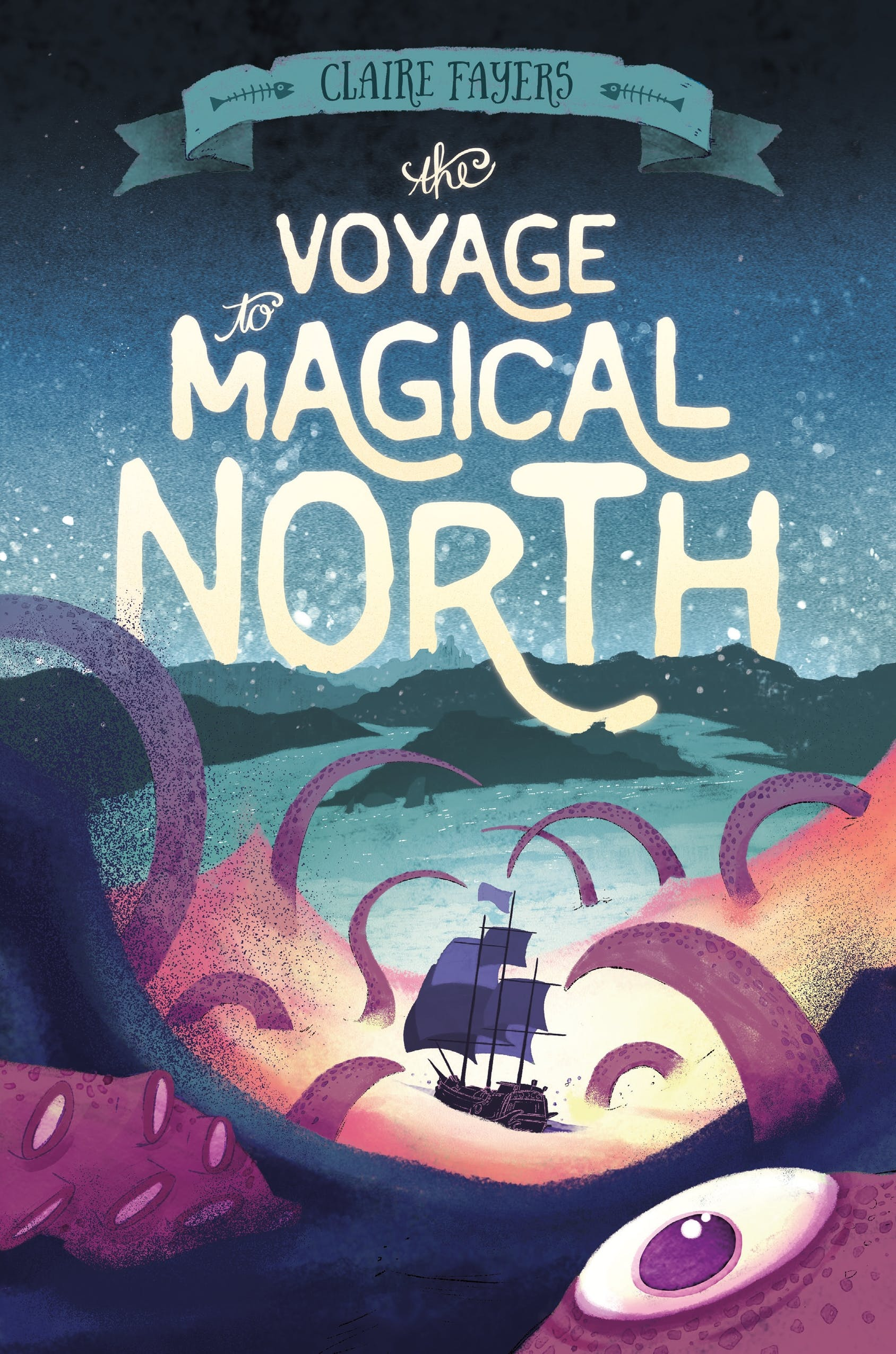 Image of The Voyage to Magical North