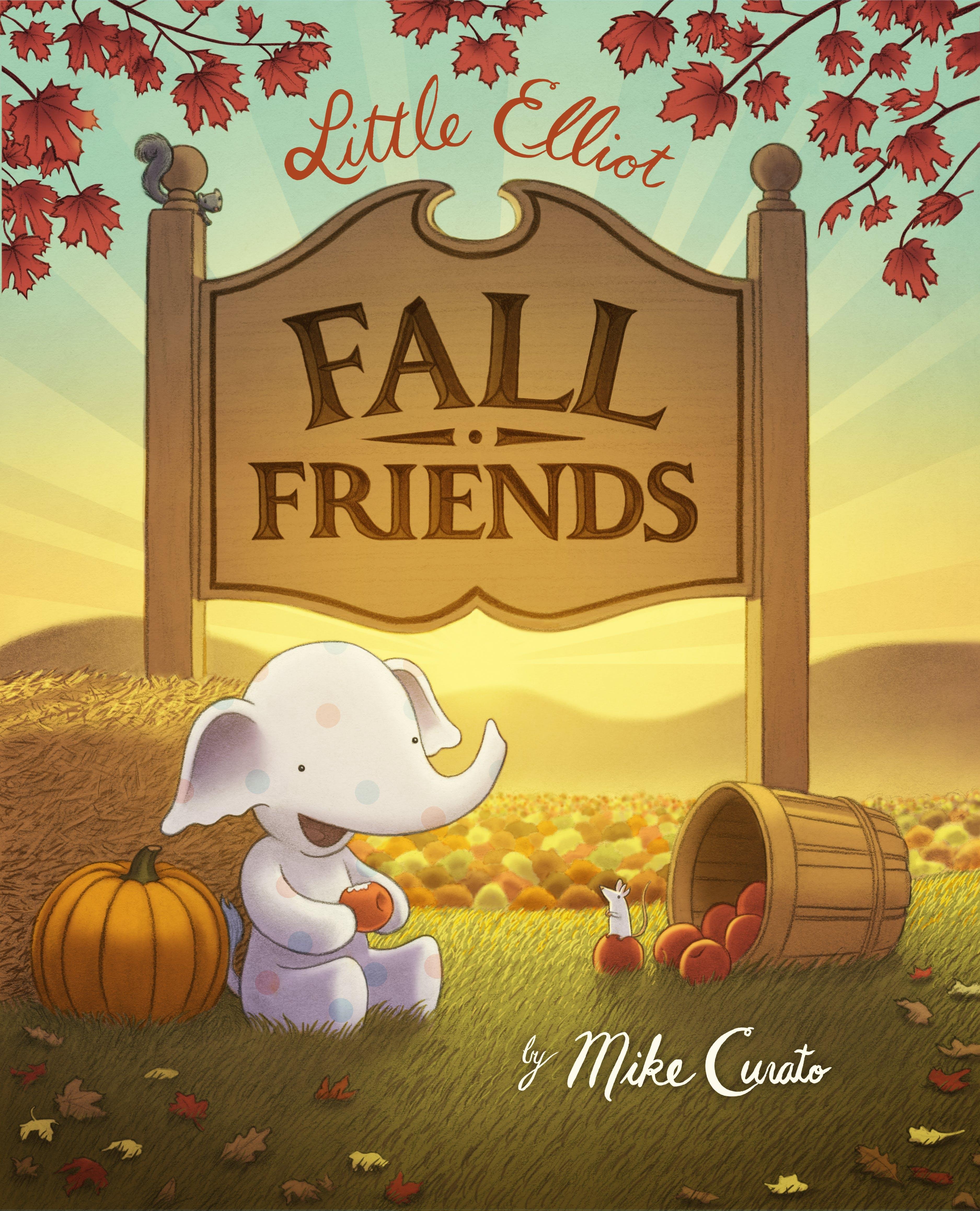 Image of Little Elliot, Fall Friends
