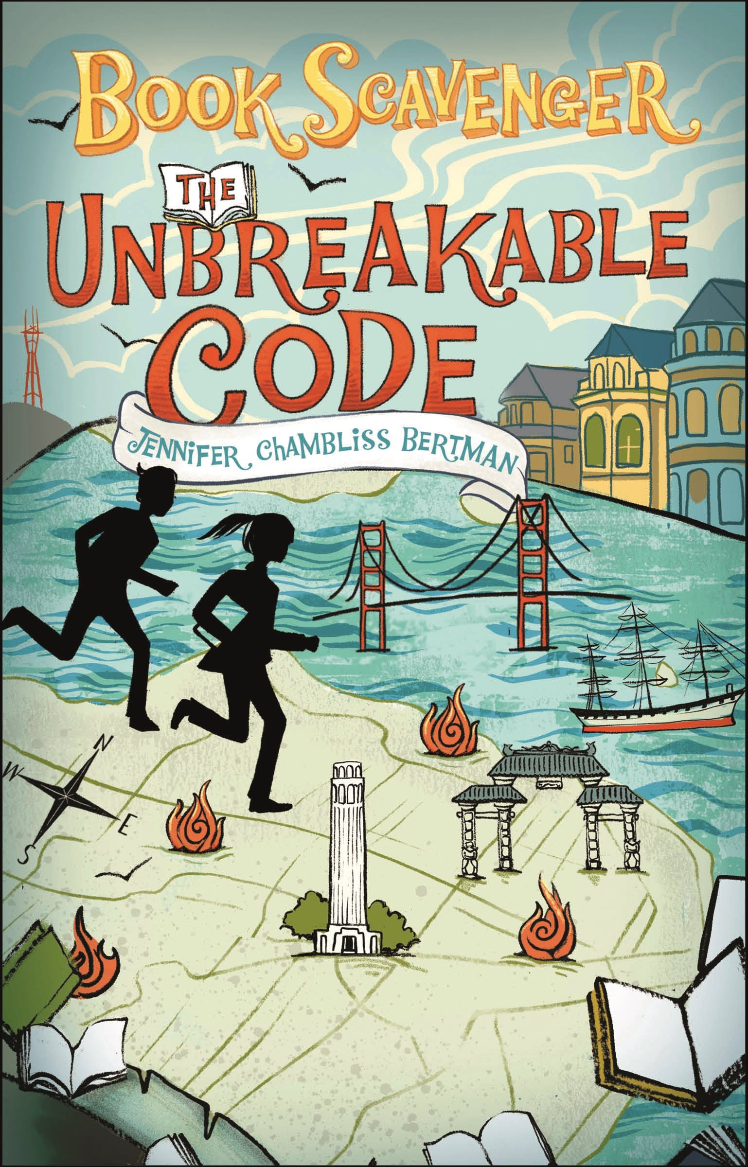 Image of The Unbreakable Code