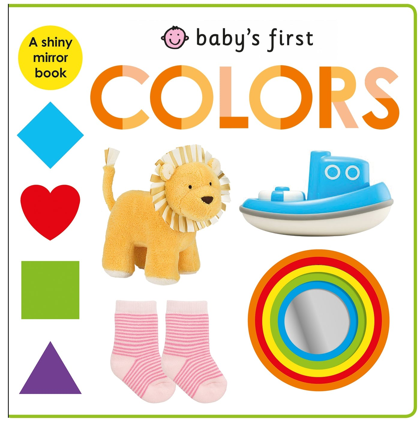 Image of Baby's First Colors